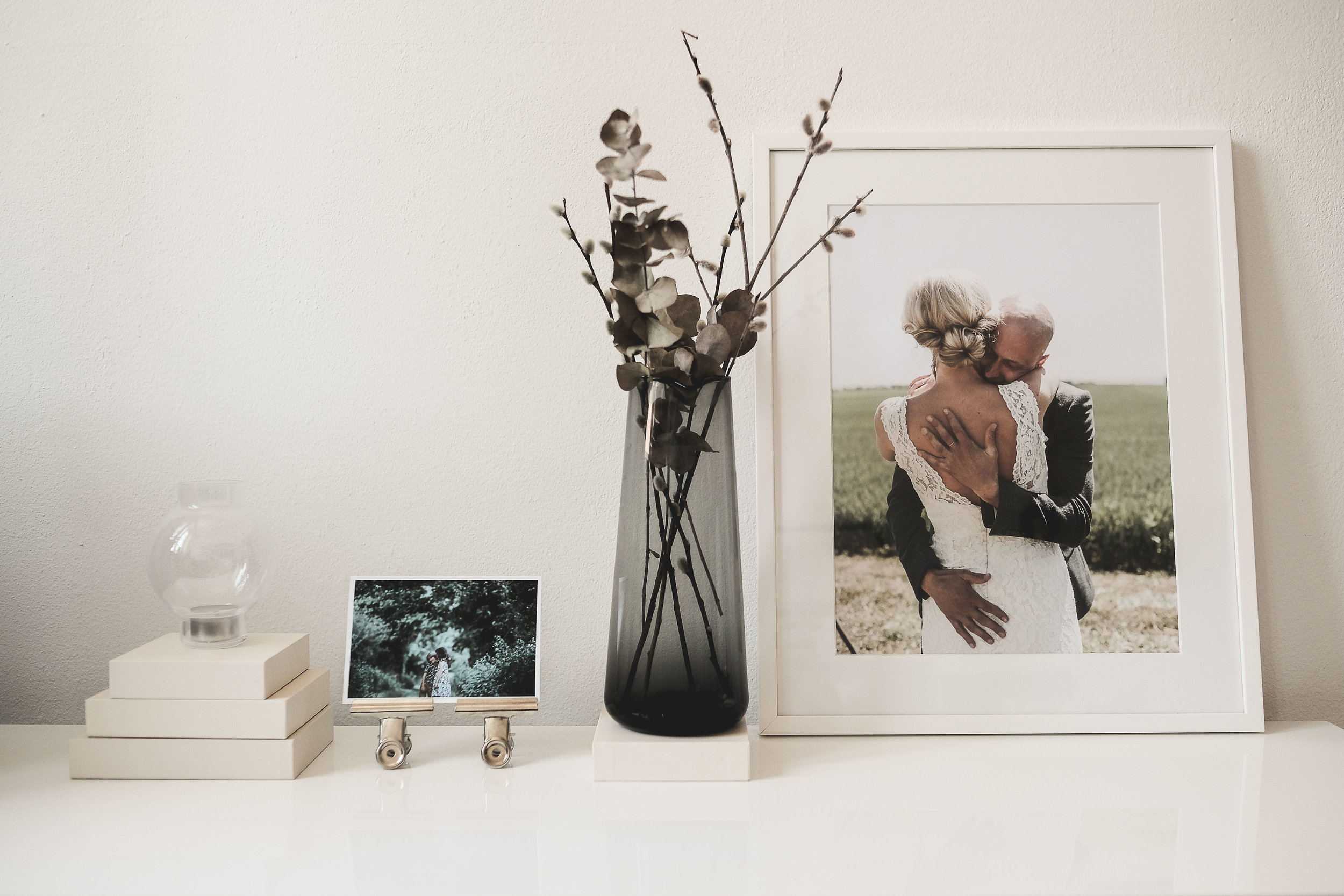 Memory Boxes, Classic Prints and Framed Prints - how do you tell your 2018?