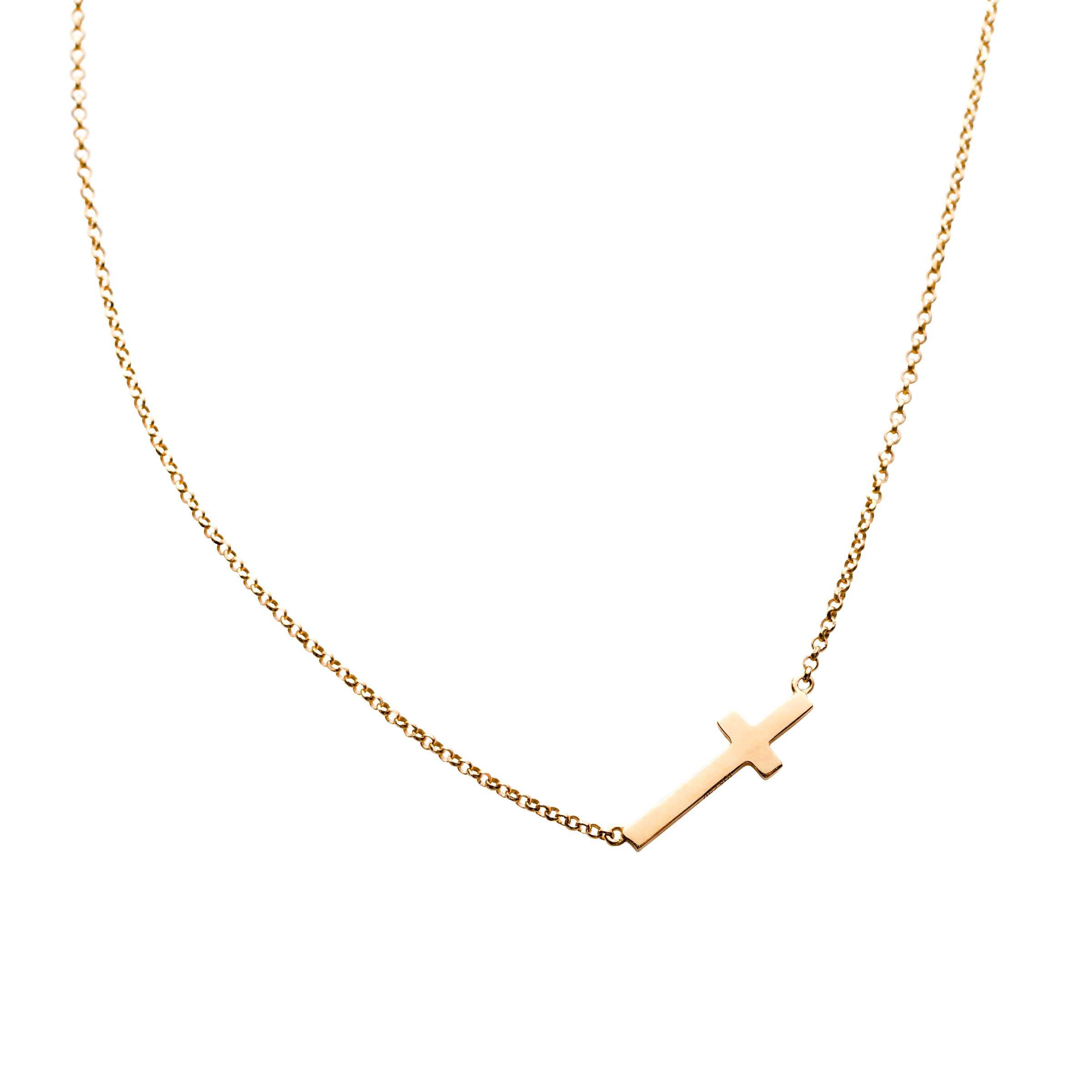 CECILIA NECKLACE 8.500 NOK   18 kt yellow gold