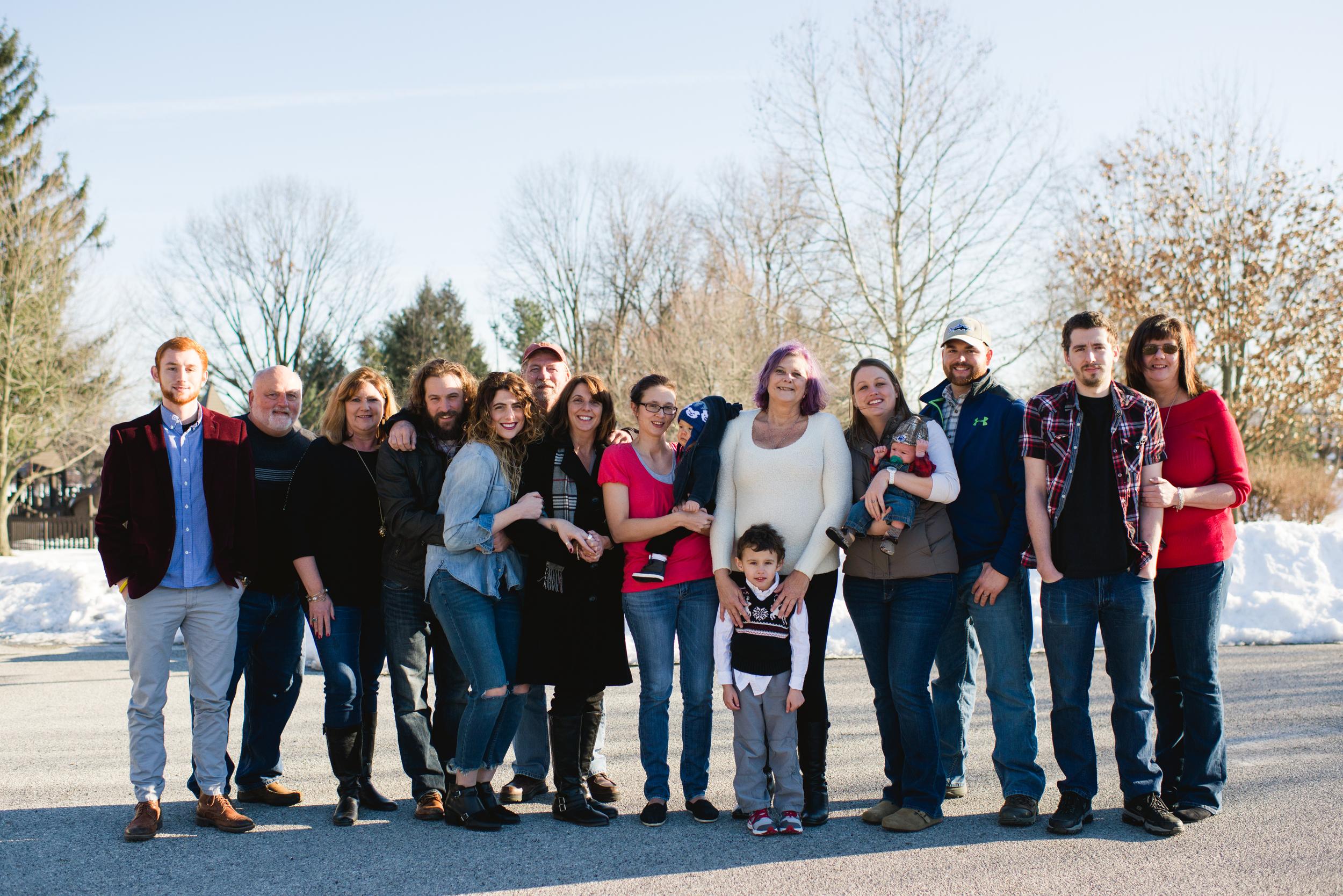 Wavy Alabaster x Family Ties