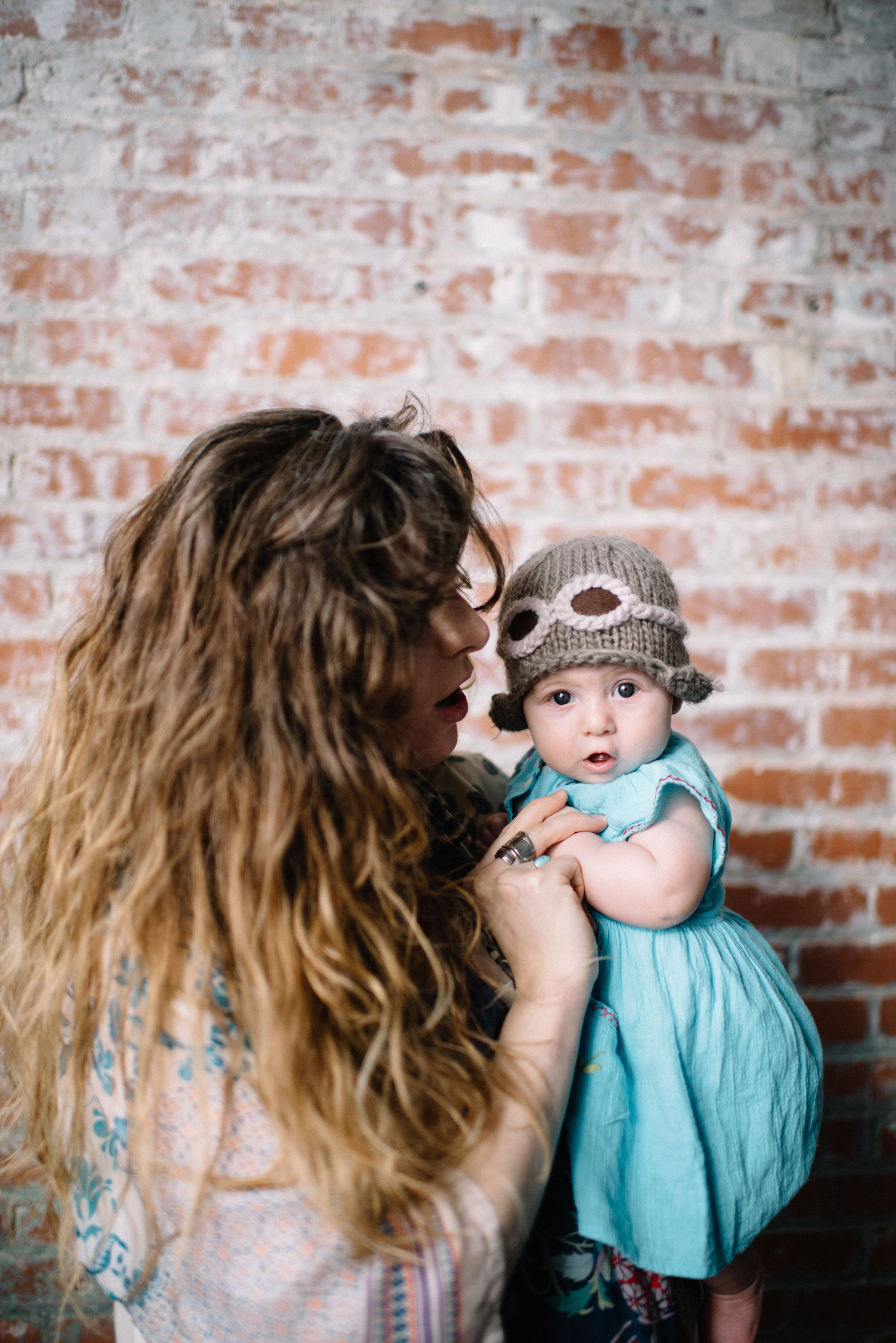 Wavy Alabaster x Rose Colored Creative: The Lesson My Sixth-Month Old is Teaching Me