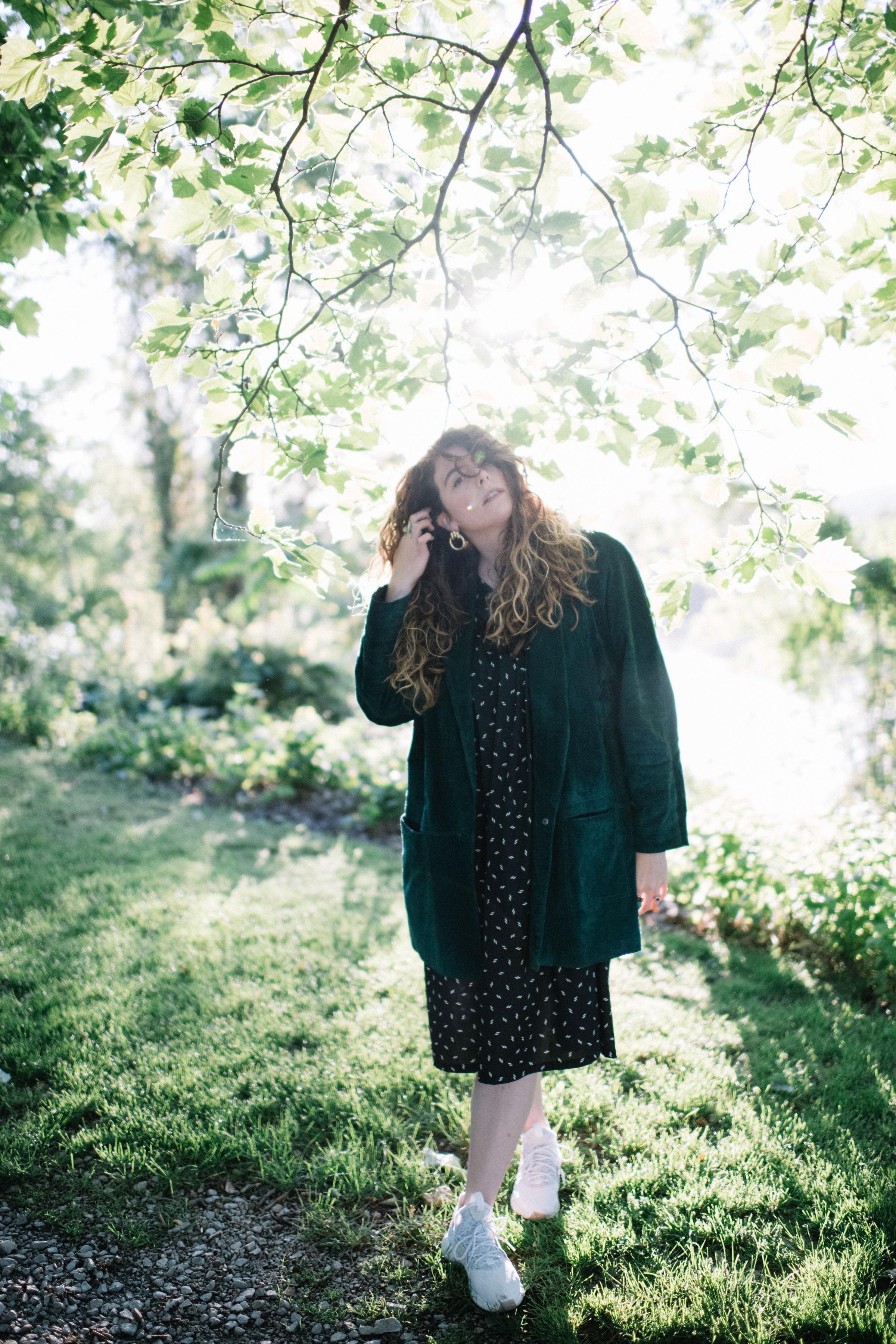 Jessa Gibboney of Wavy Alabaster: Slow Fashion Season 2.0