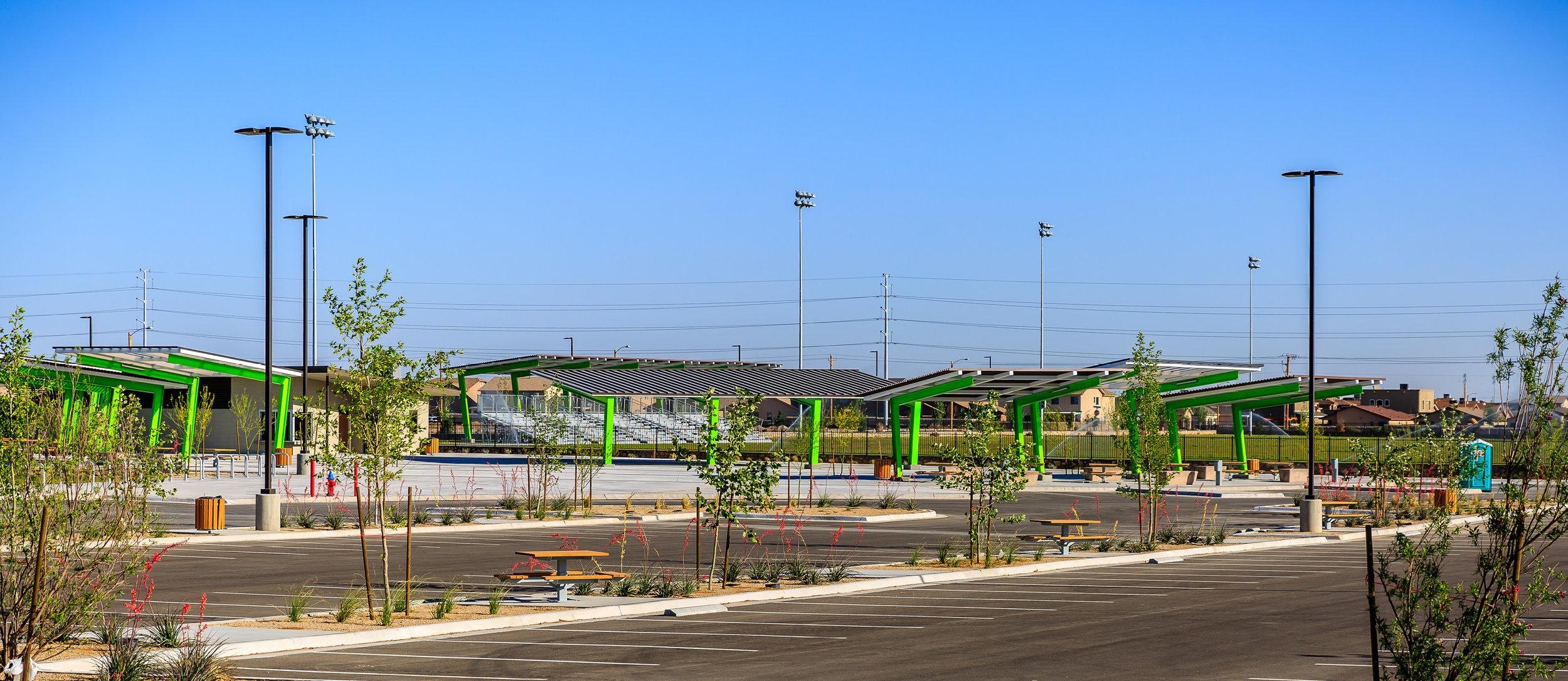 MNK ARCHITECTS   Eastside Sports Complex   2018 | Merit Award