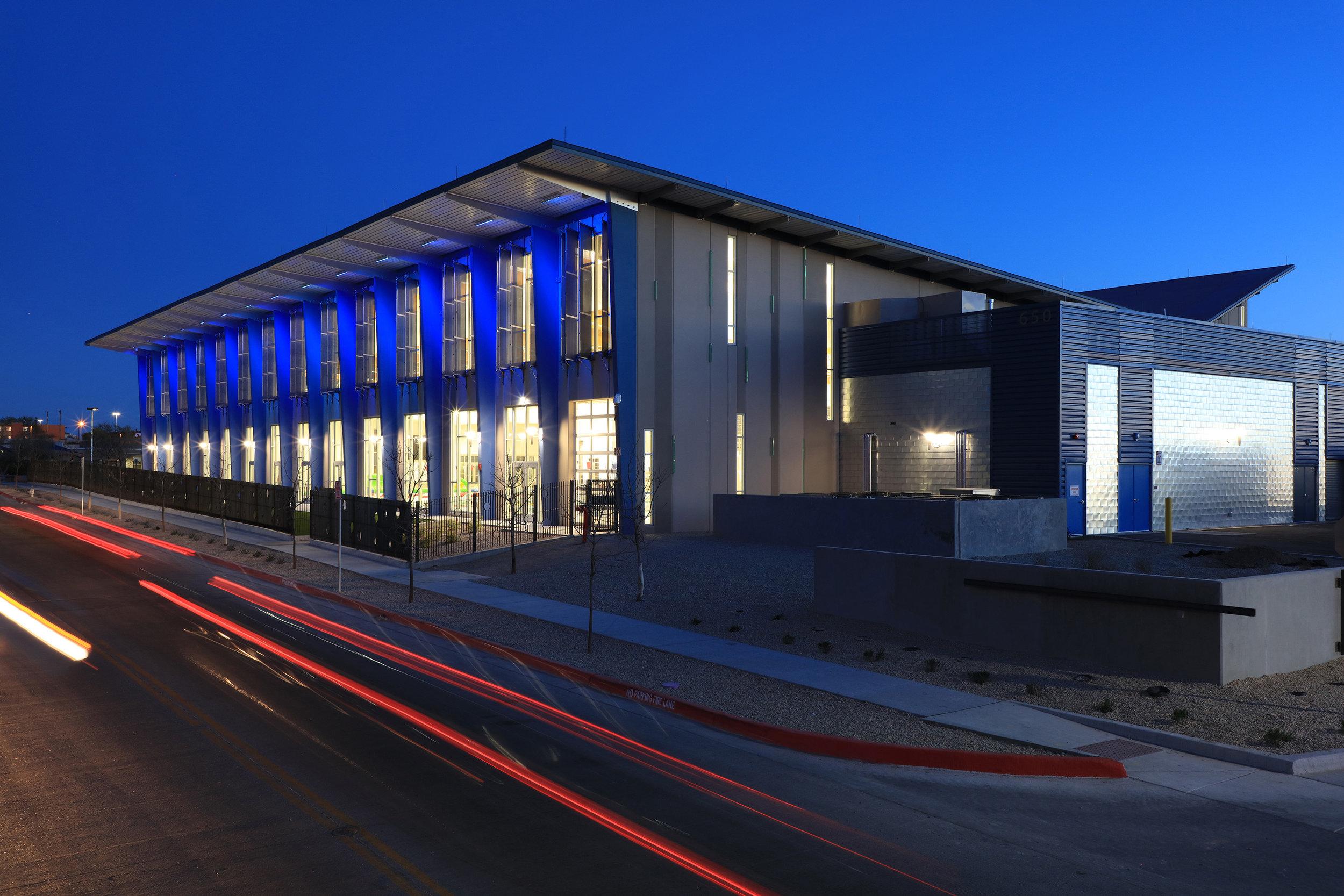 IN*SITU ARCHITECTURE   Westside Pool Natatorium   2018 | Honor Award