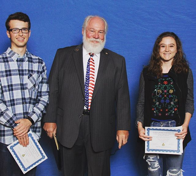 We were happy to present two 2,000 dollar scholarships to Minnetonka High School Seniors this year! . . #charity #giving #freemasons #afam #brothers #highschool #scholarships #school #faith #hope #charity #l4l #ff #bluelodge #freemasonry #excelsior #minnetonka #minnesota