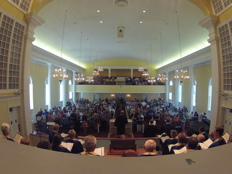 Christmas Eve Carols & Communion Services — First Baptist Waynesboro
