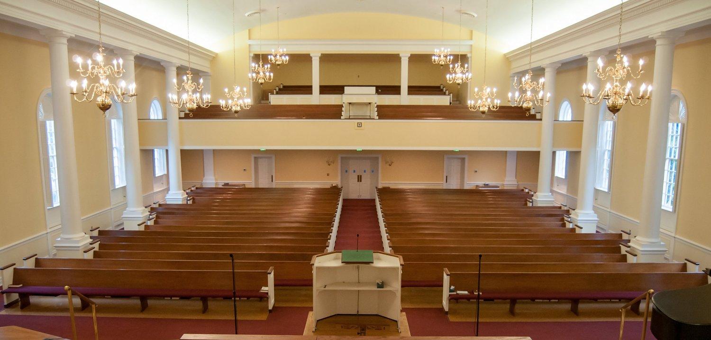 Sermons — First Baptist Waynesboro