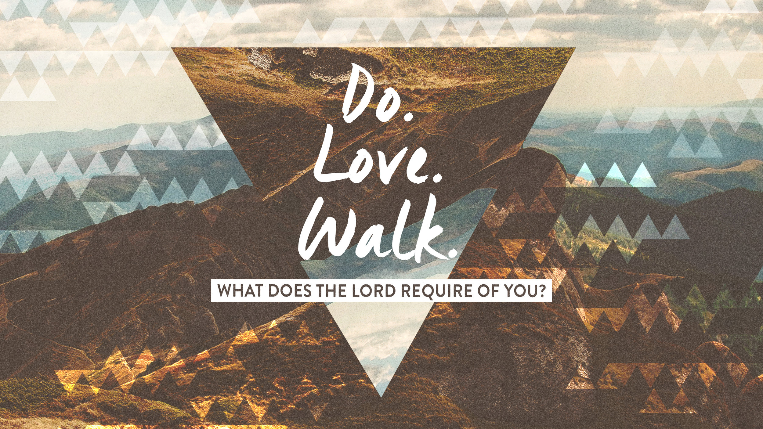 #dolovewalk | August & September 2017
