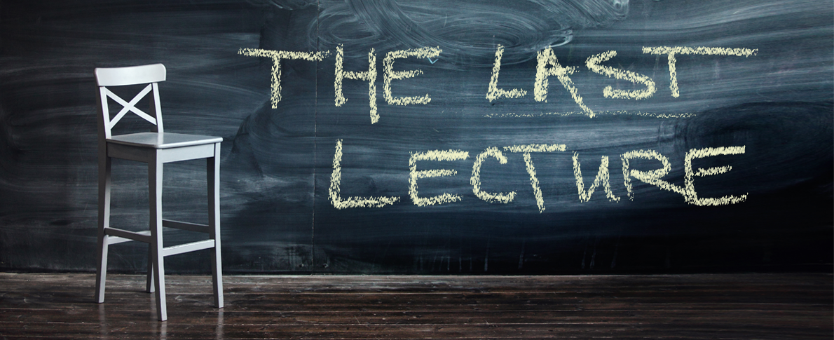 The Last Lecture - A Study in Second Timothy | Coming November 2019