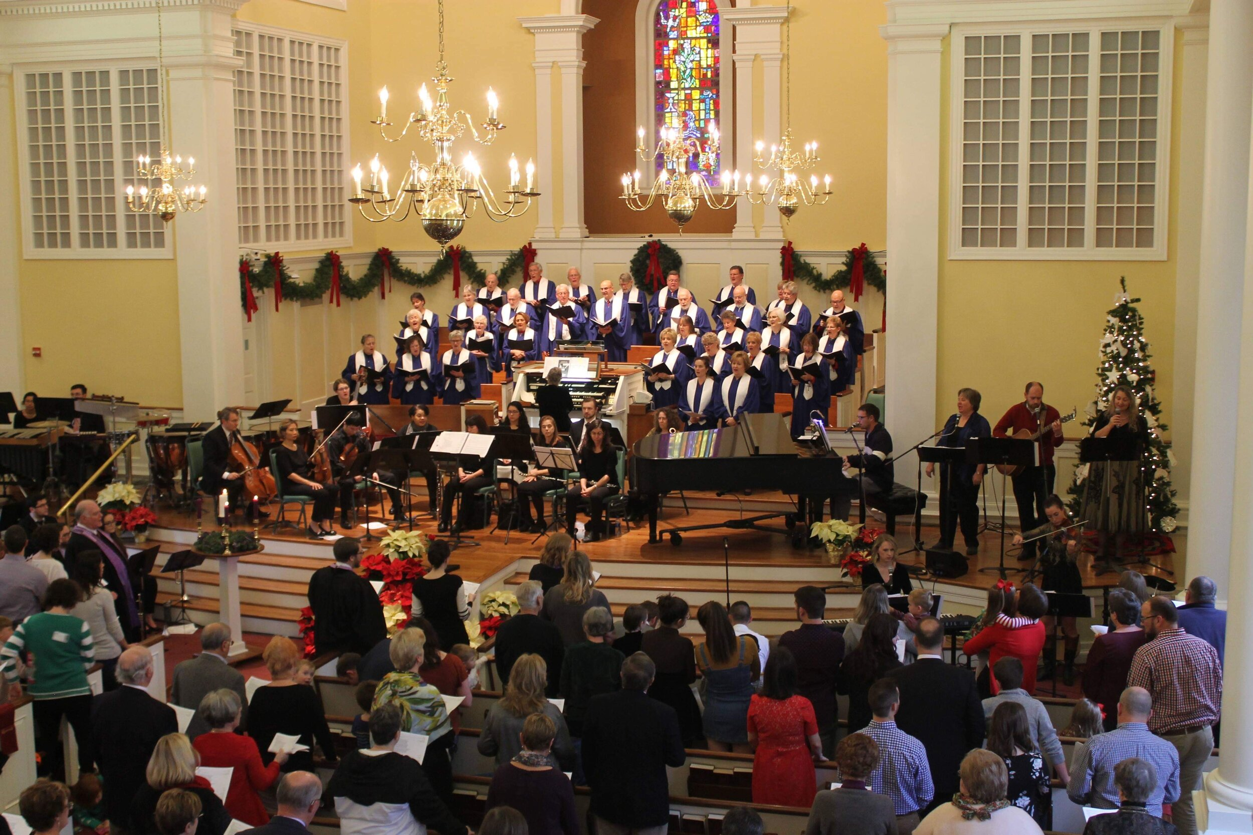 Ageless Joy - All-Choir-Led Worship Service | 11am | December 22