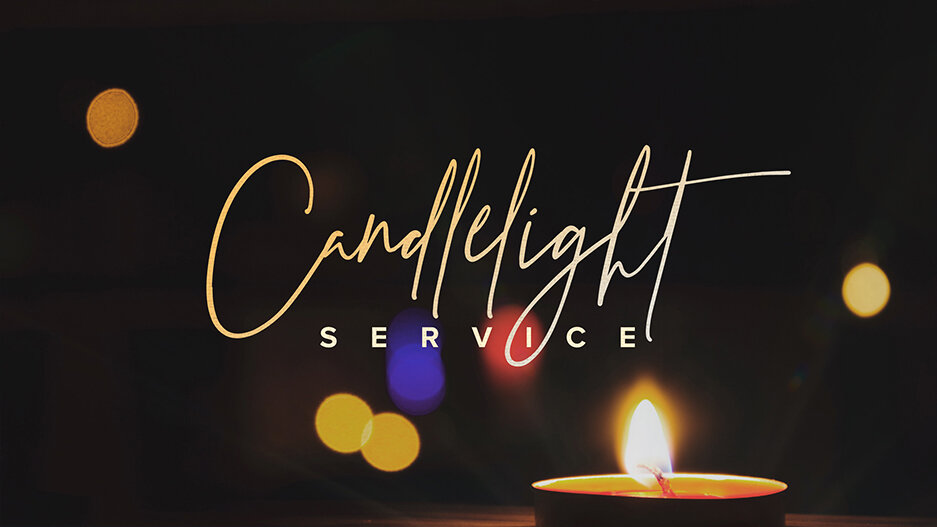 Christmas Eve - Services at 5 PM and 7 PM
