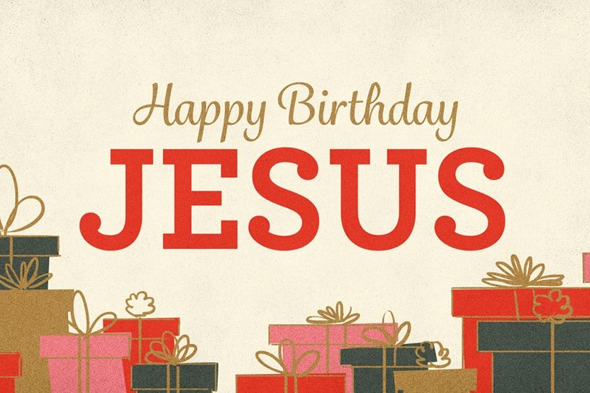 FBKids' Birthday Party for Jesus - December 22 | Children's Wing | During Sunday School