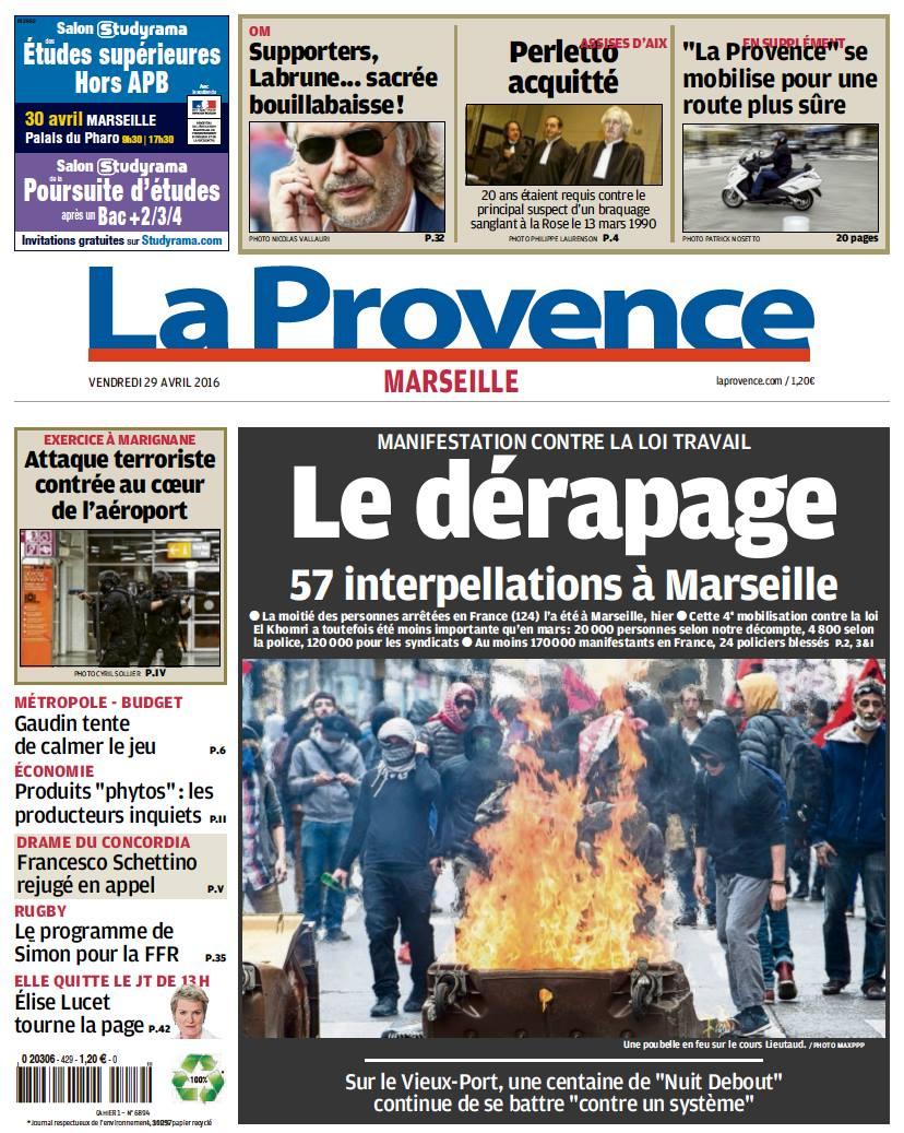 La Provence - 29 avril 2016 © Clément Mahoudeau.jpg