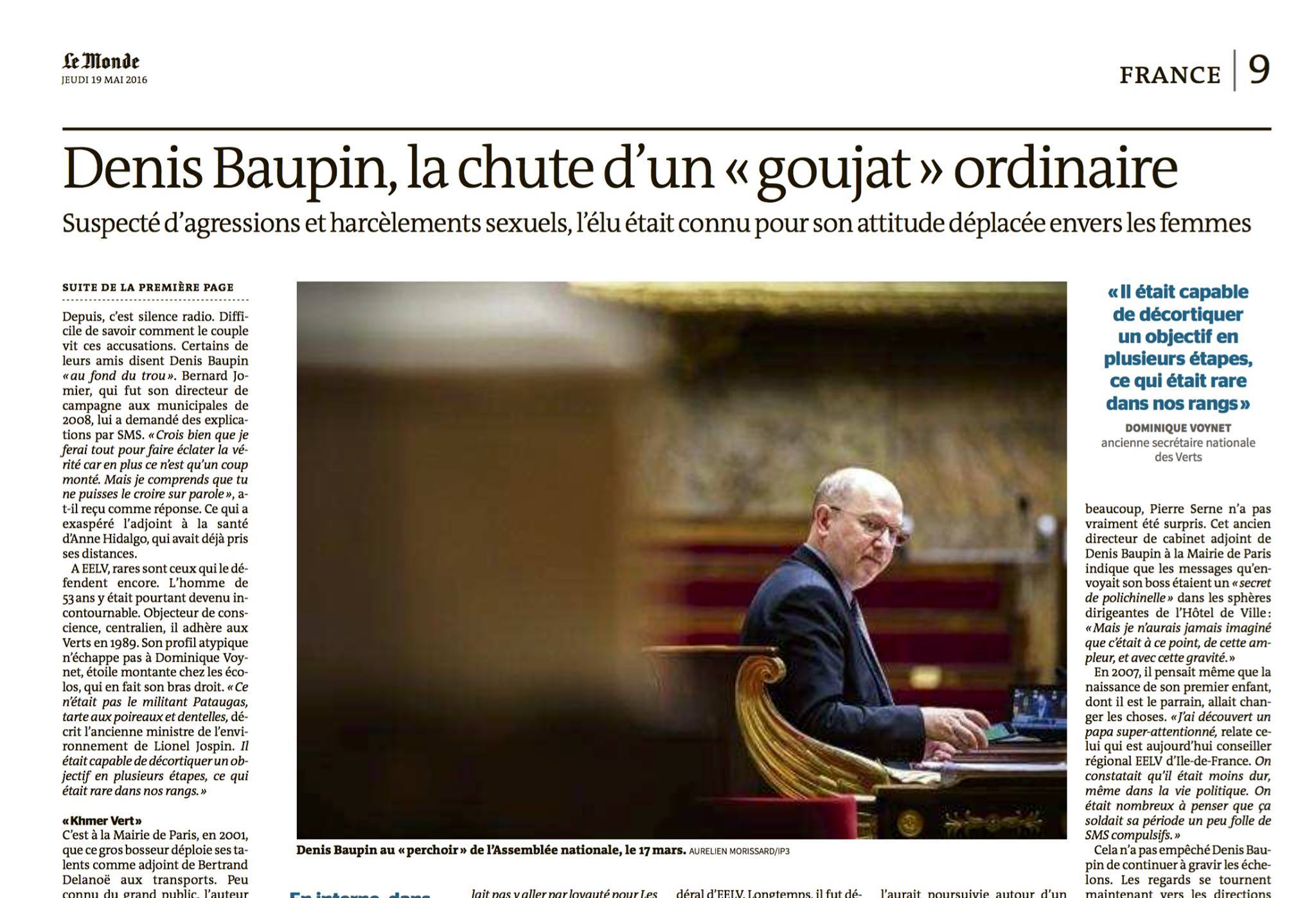 Le Monde - 19 mai 2016 © Aurélien Morissard.jpg
