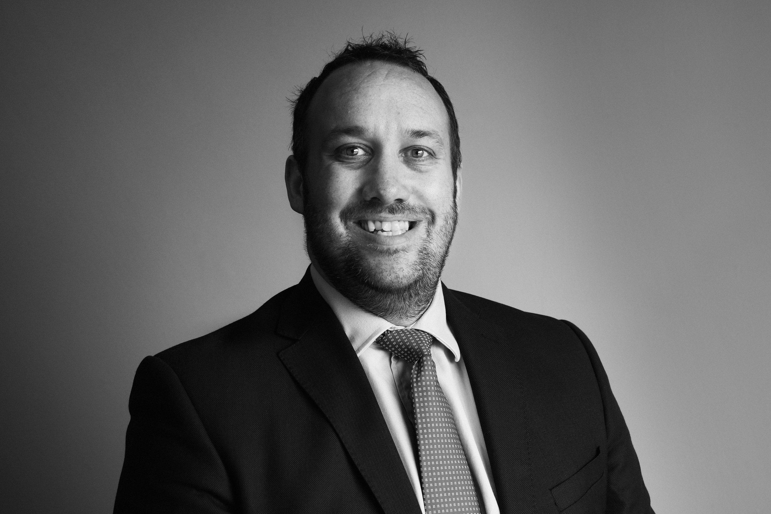 Declan Gaule of The MFG Group
