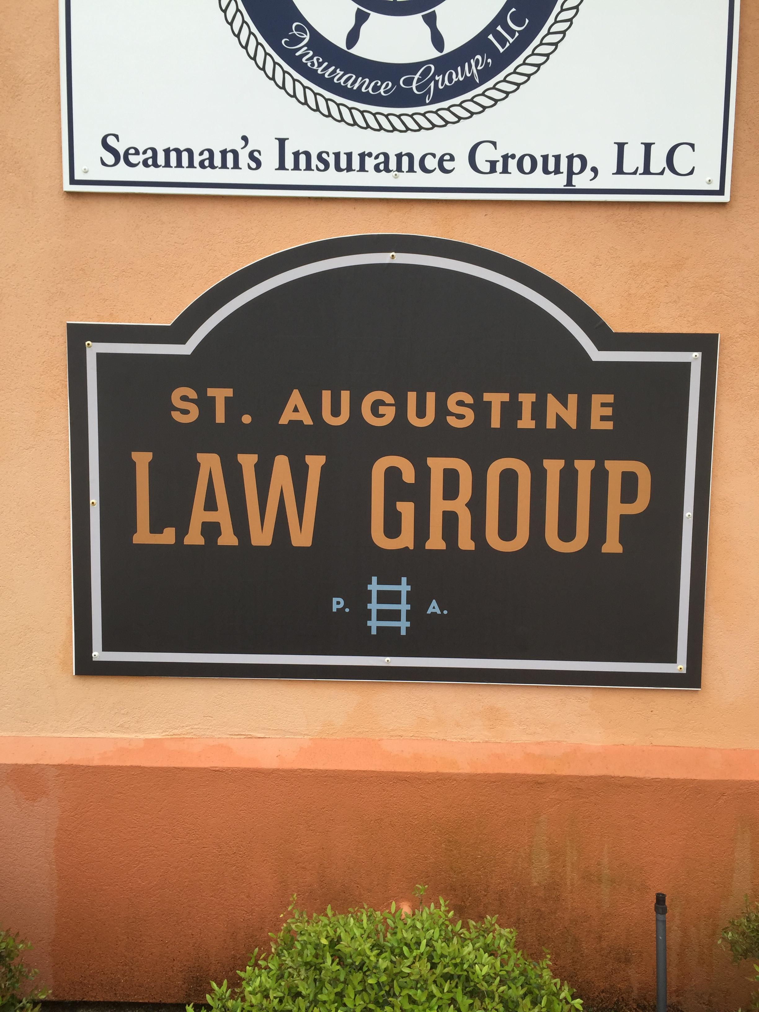 StAugustineLawGroup_Sign