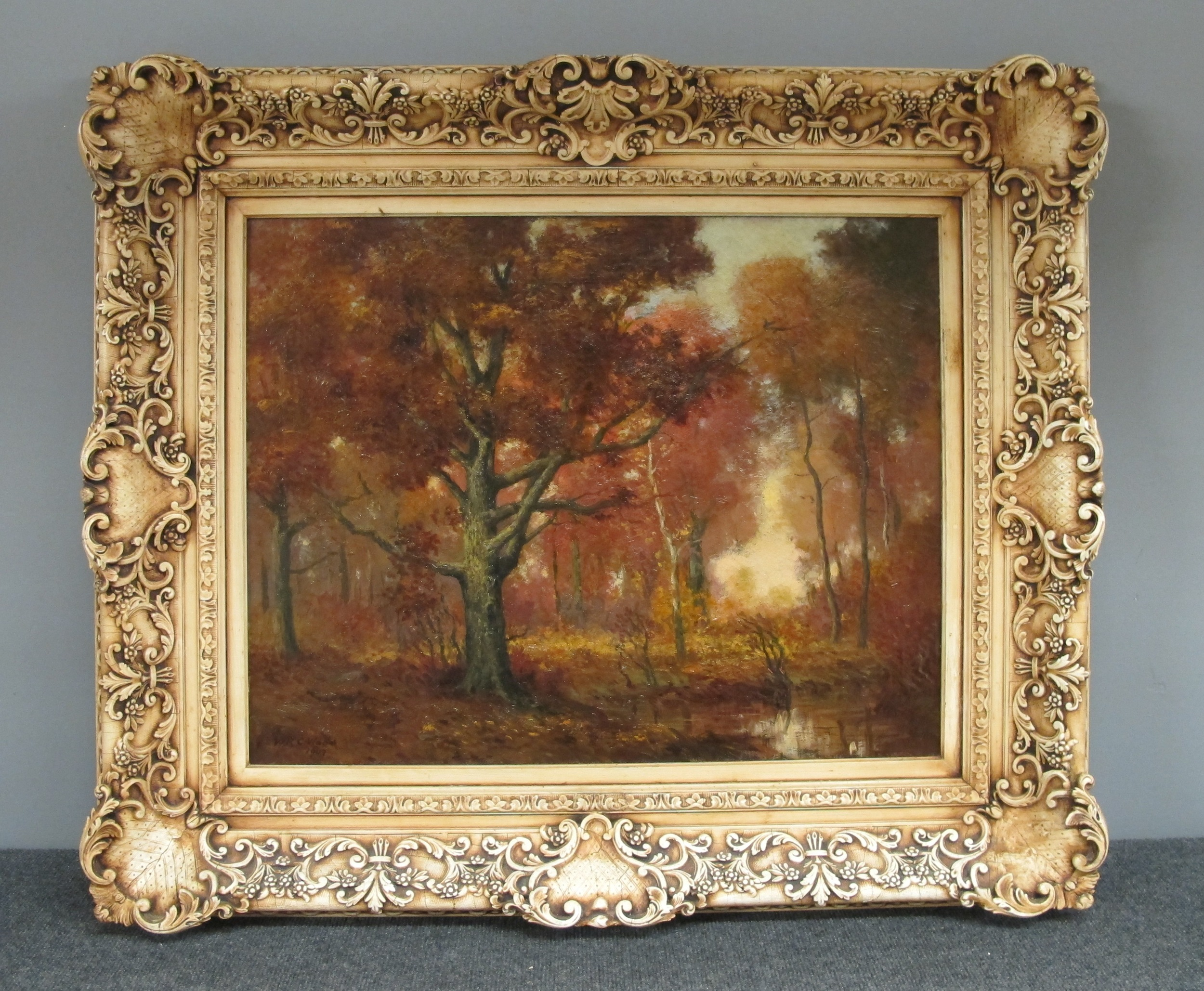 After Treatment and Framing