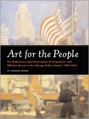 Heather Becker's  Art for the People , published by Chronicle Books in 2004.