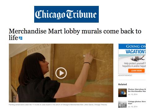 Chicago Tribune - July 15, 2014