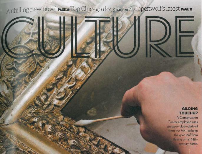 Chicago Magazine - February 2015