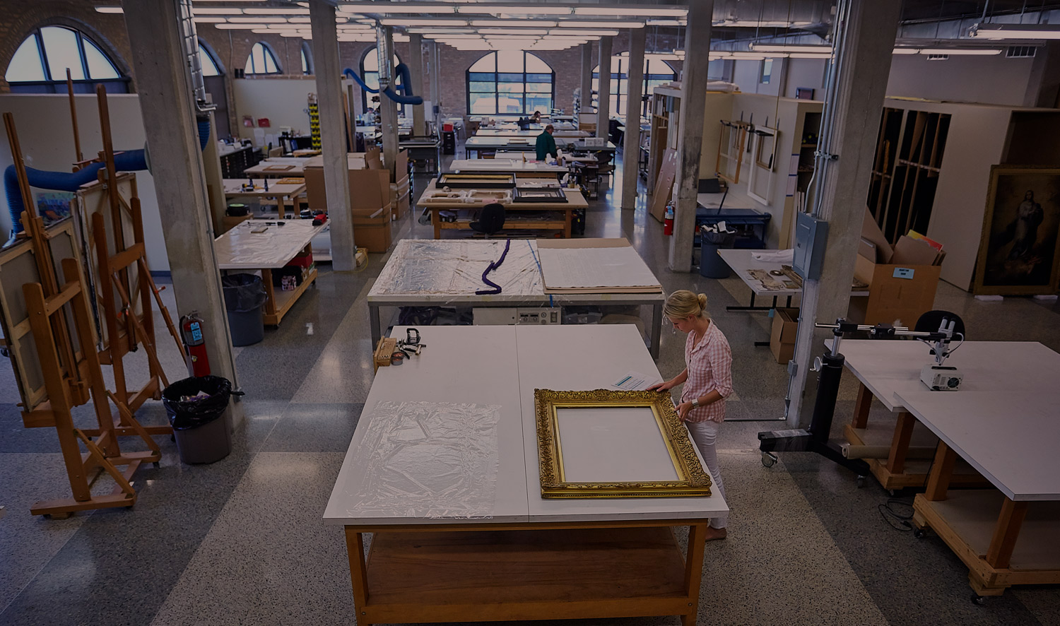 The Lab at The Conservation Center