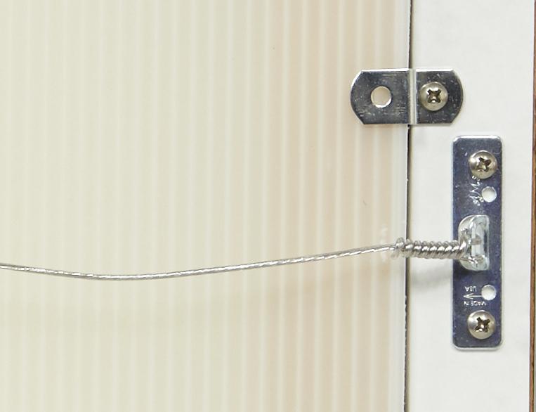 Proper Hanging Hardware