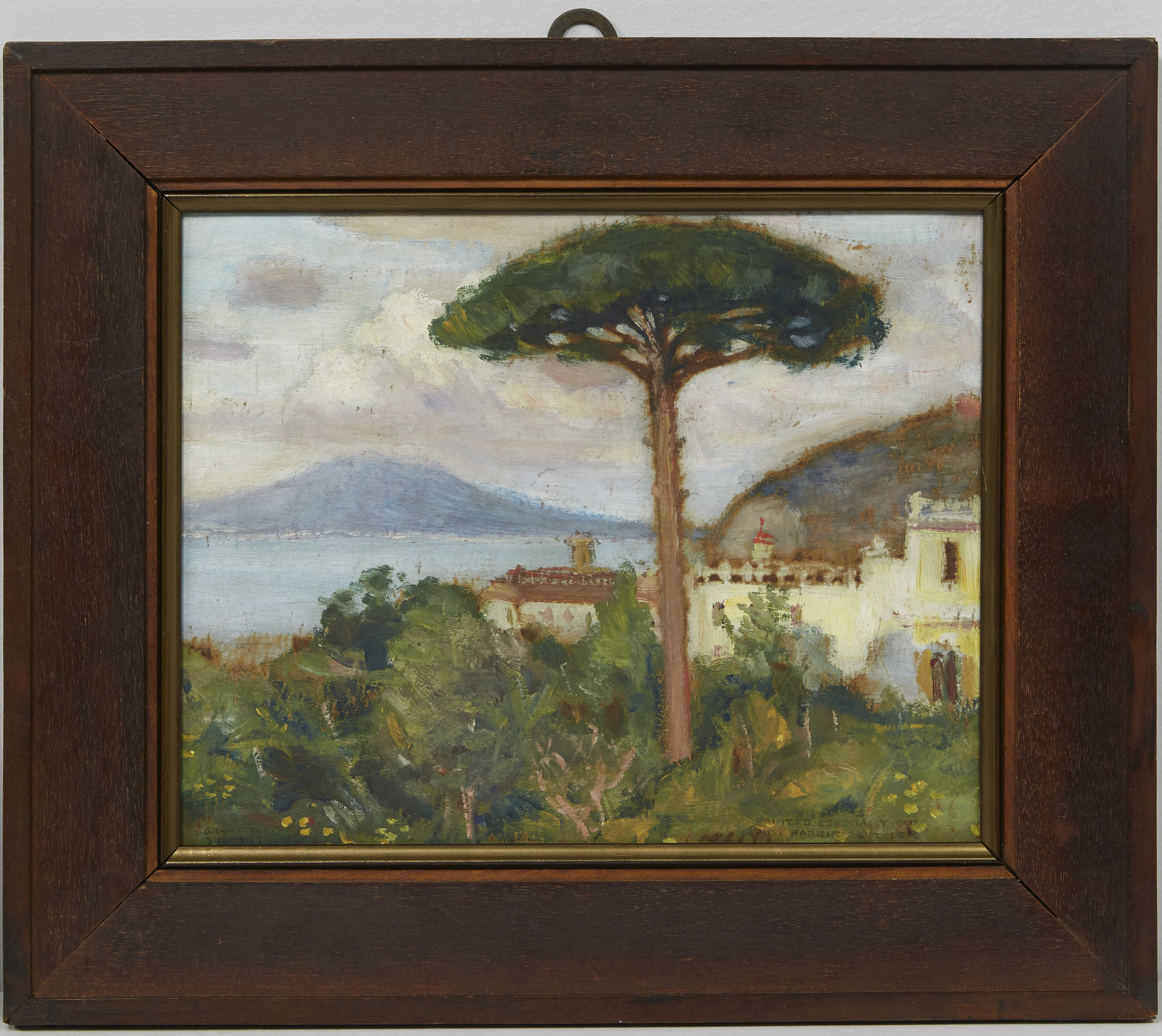 Sorrento,  Grant Wood, after treatment at The Center.