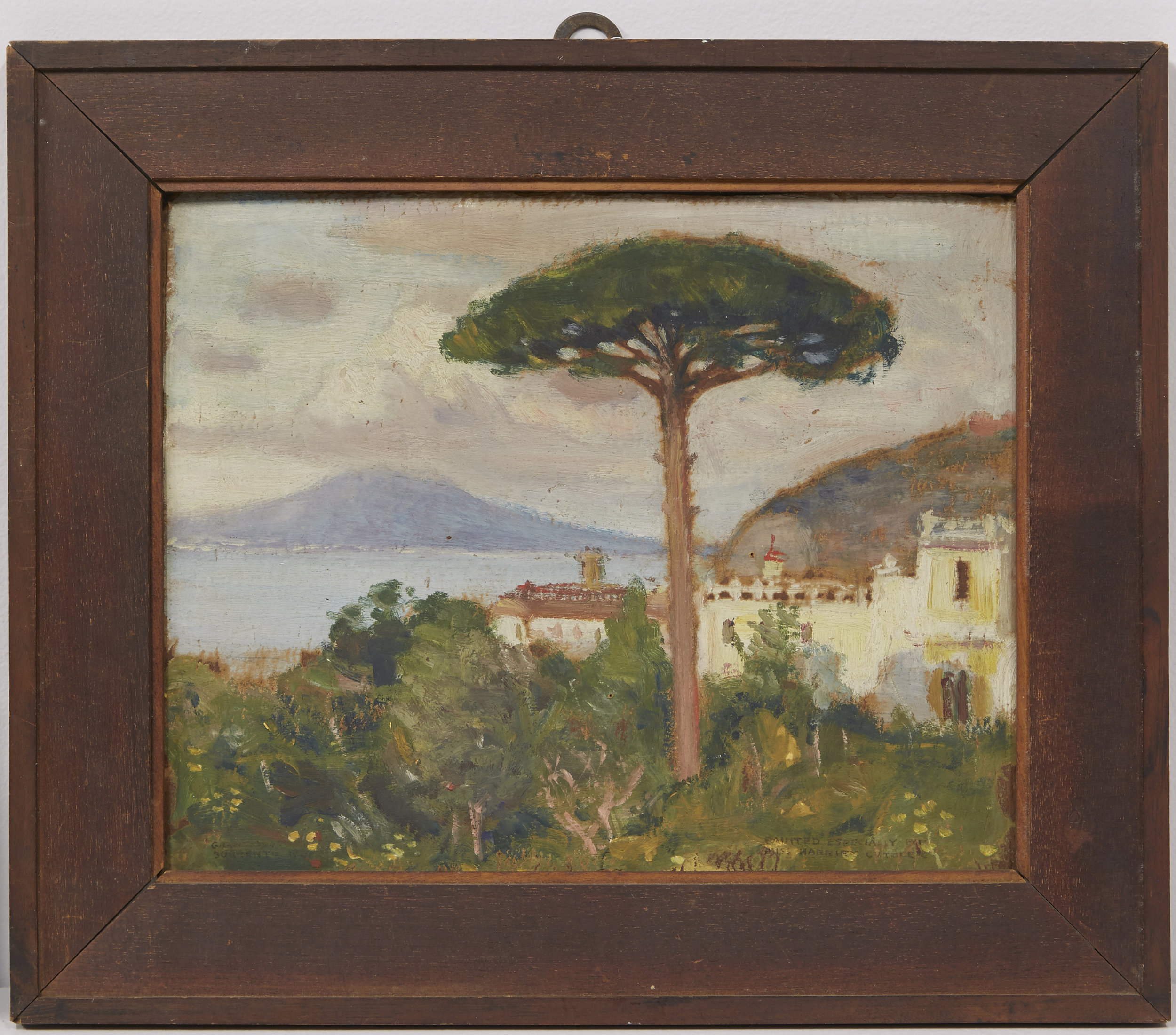 Sorrento , Grant Wood, after treatment at The Center.