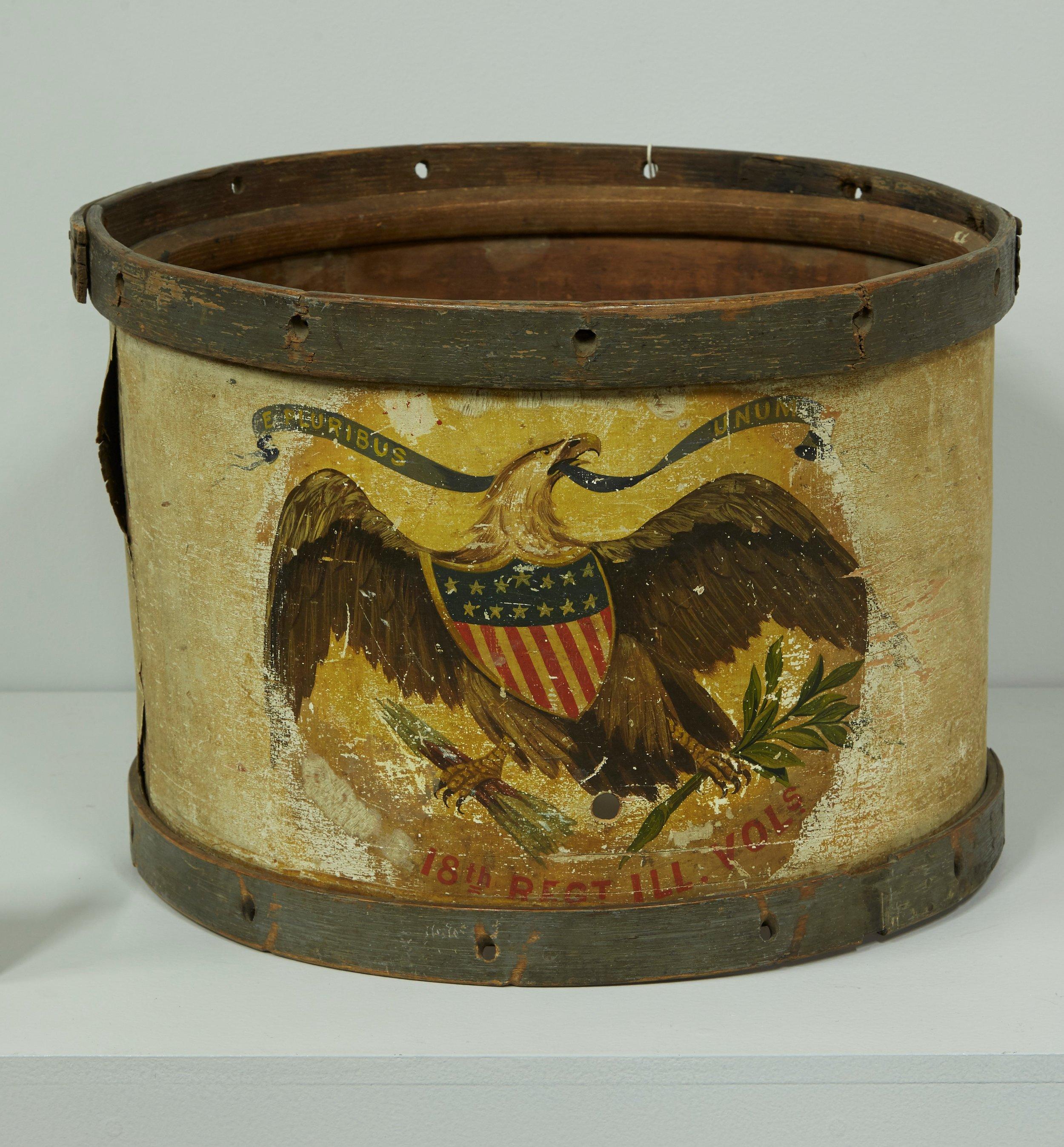 John Alexander Parker 's  Drum
