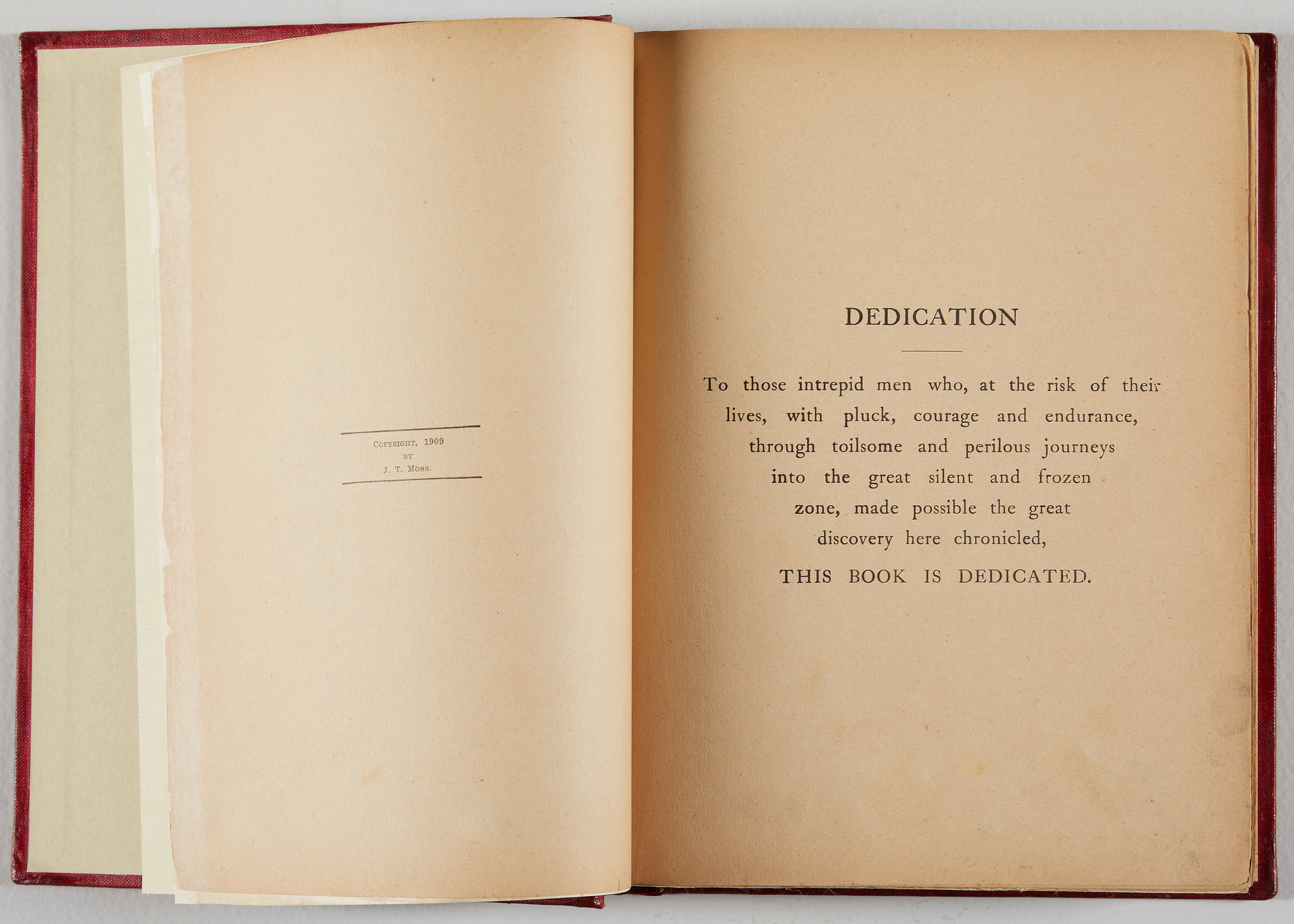 After Treatment- Damaged pages repaired using Asian tissue and paste
