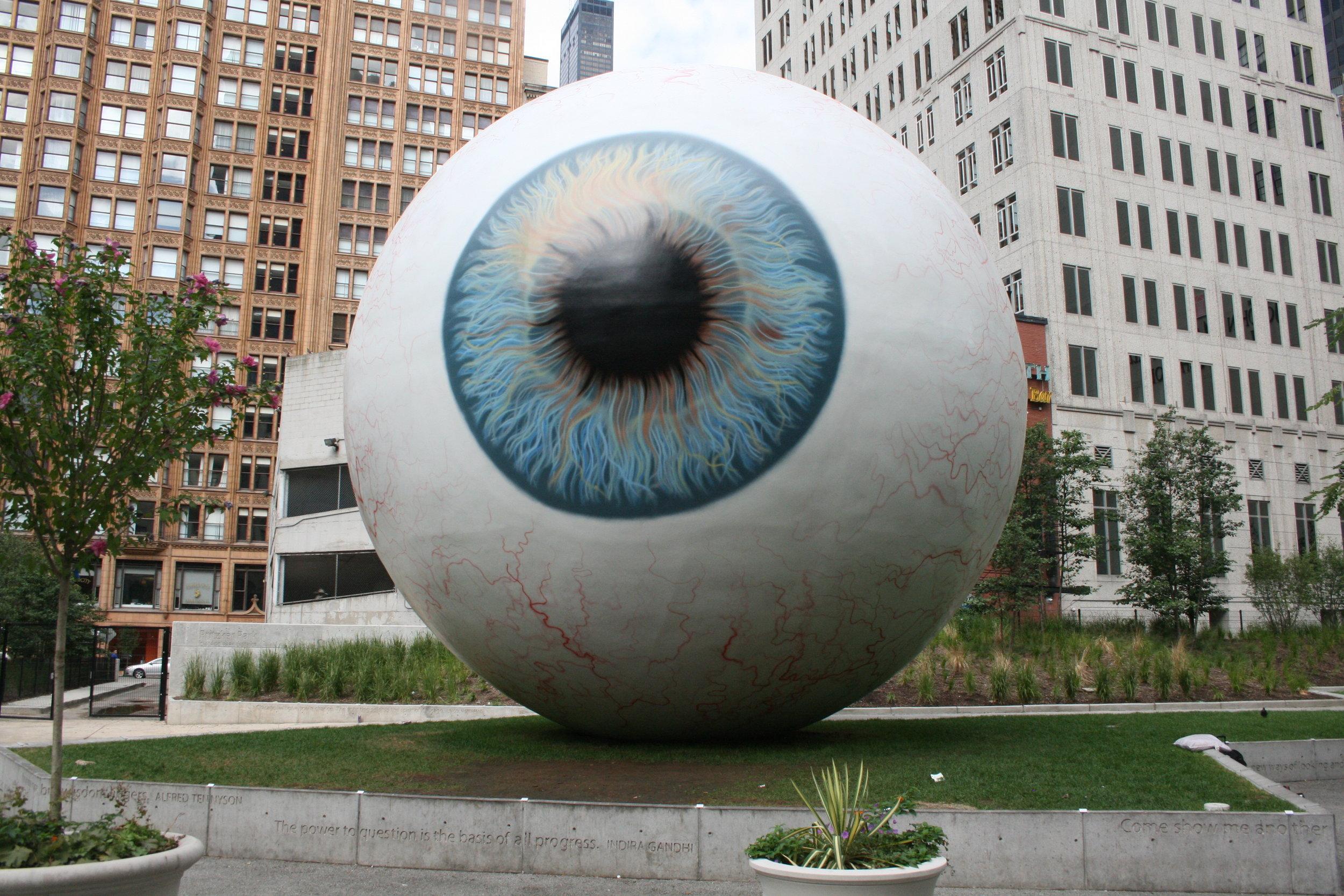 """""""Eye."""" Image courtesy of  UrbanMilwaukee.com"""