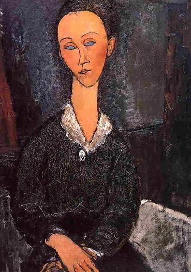 """""""Lunia Czechowska,"""" 1917"""