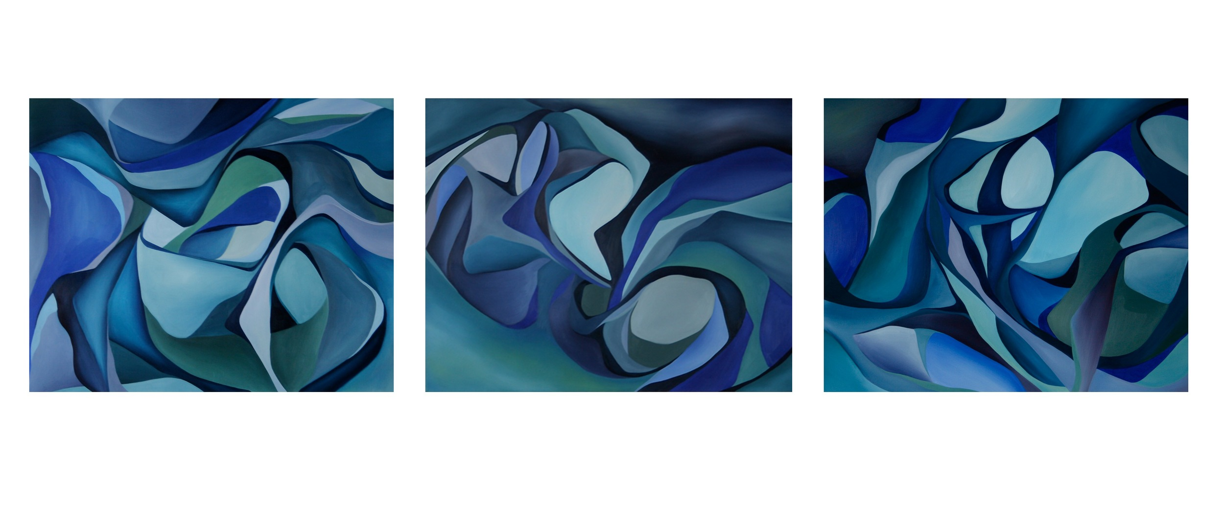 Walking on Water, Tryptic
