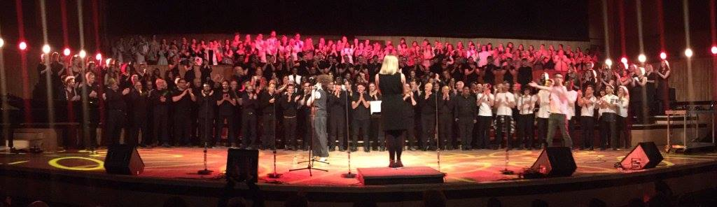 Choirs Remixed at the RFH, March 2016