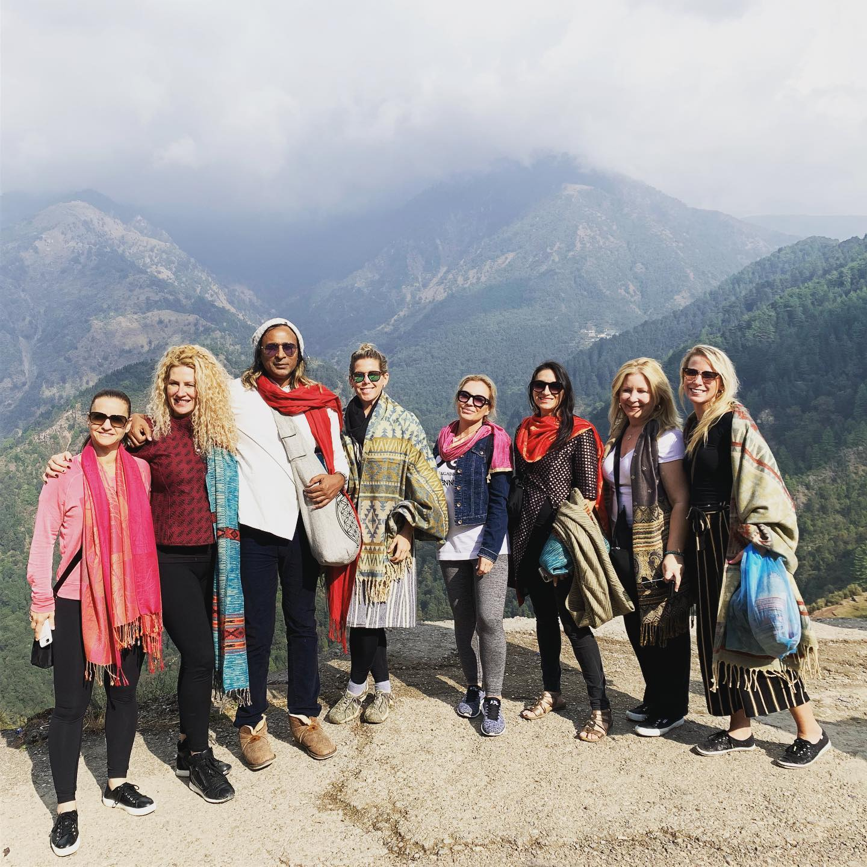 Dharmsala, Himalayas home of the Dali Lama