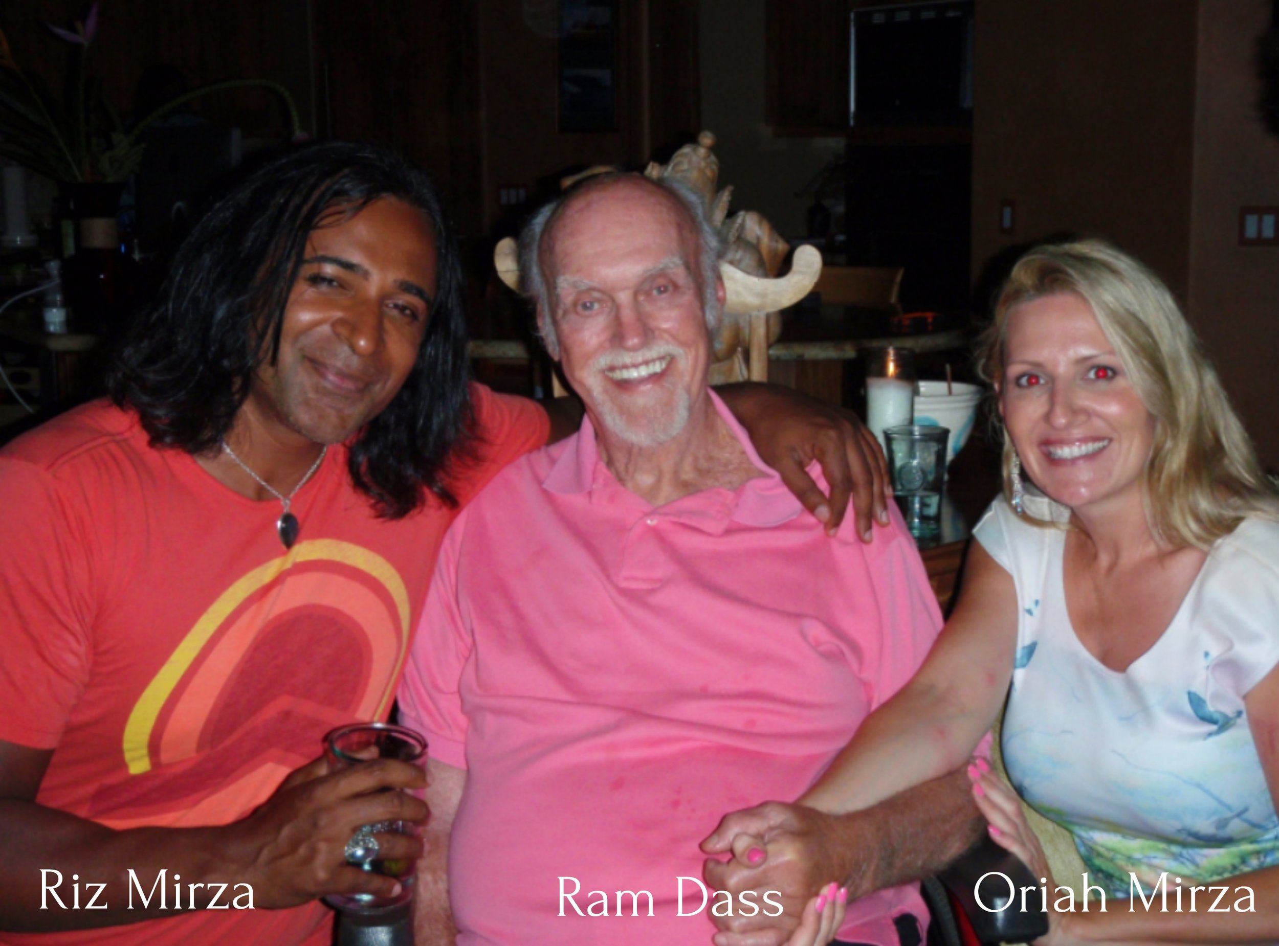 Channeling Emmanuel for Ram Dass in Hawaii. His former channel who has transitioned channeled used to Emmanuel for him. It was a special surprise for ram Dass.