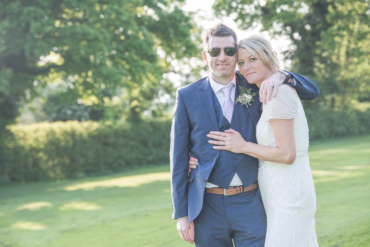 Debbie & Martin - Aldwark Manor wedding