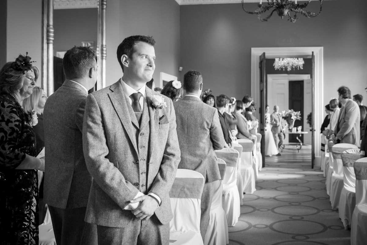 Harrogate wedding photographer | Rudding Park