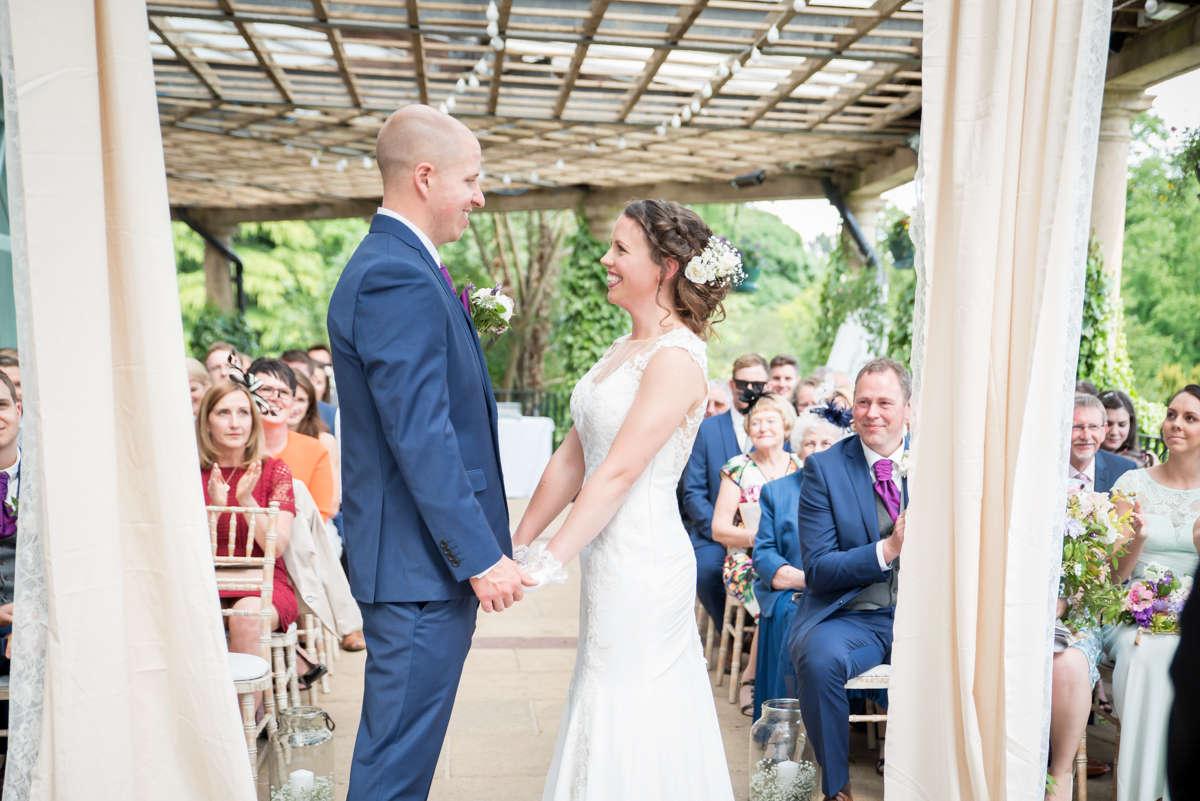 Harrogate wedding photographer | Sun Pavilion