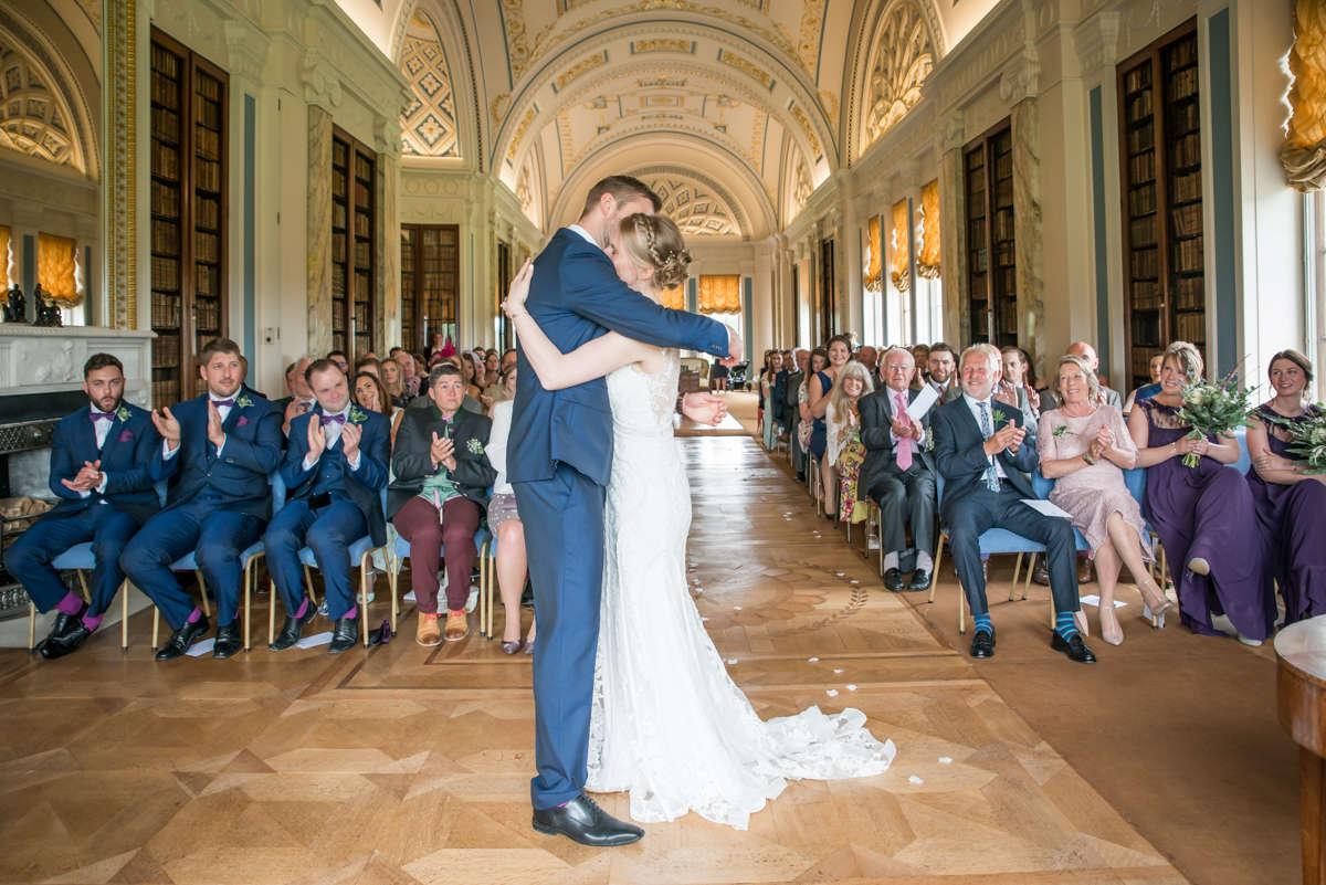 Yorkshire wedding photographer | Sledmere House