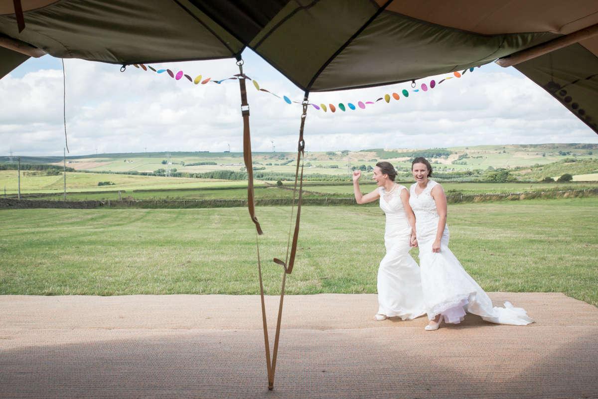 Teepee Weddings -