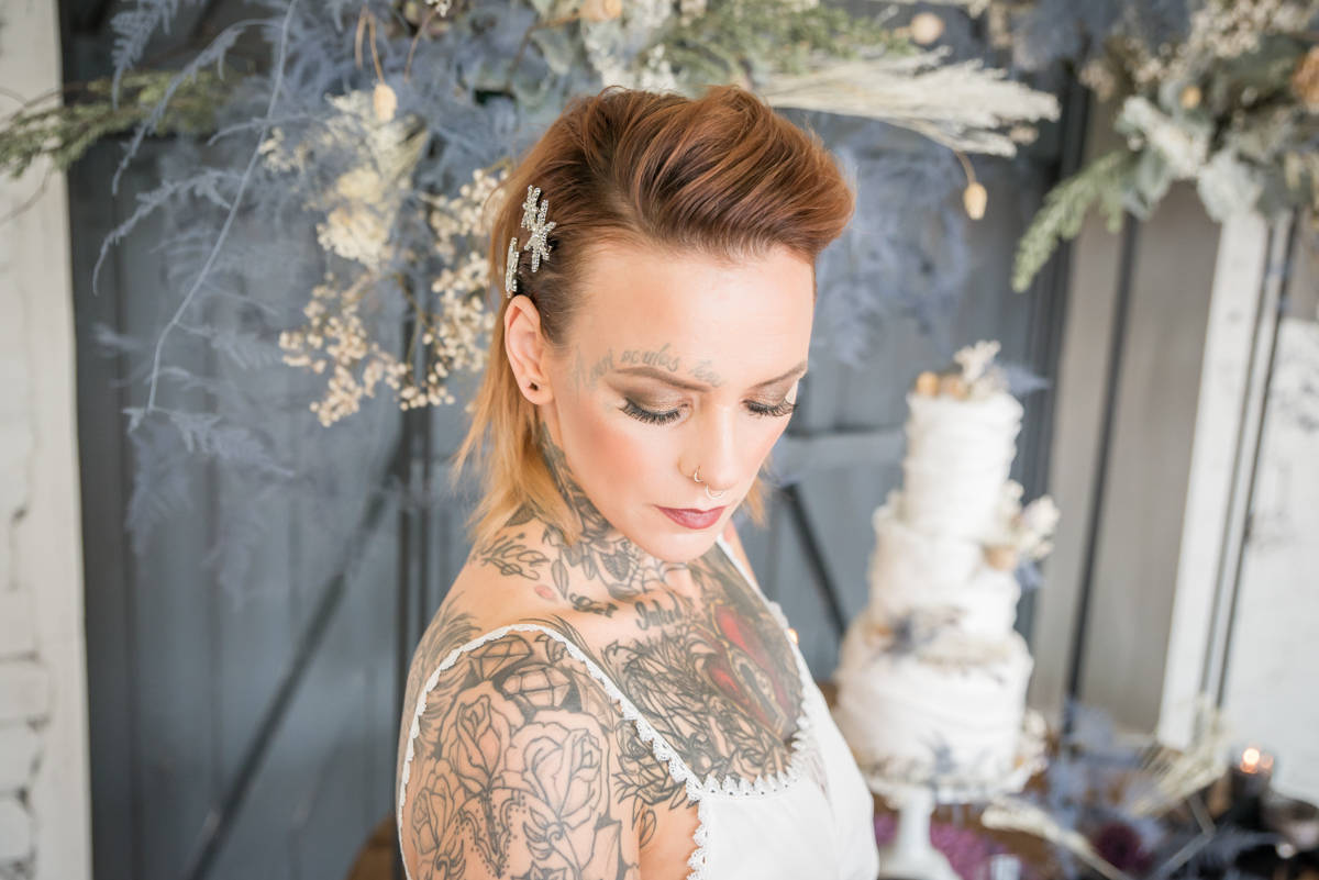 Inked - 'Unconventional Wedding Blog' Feature