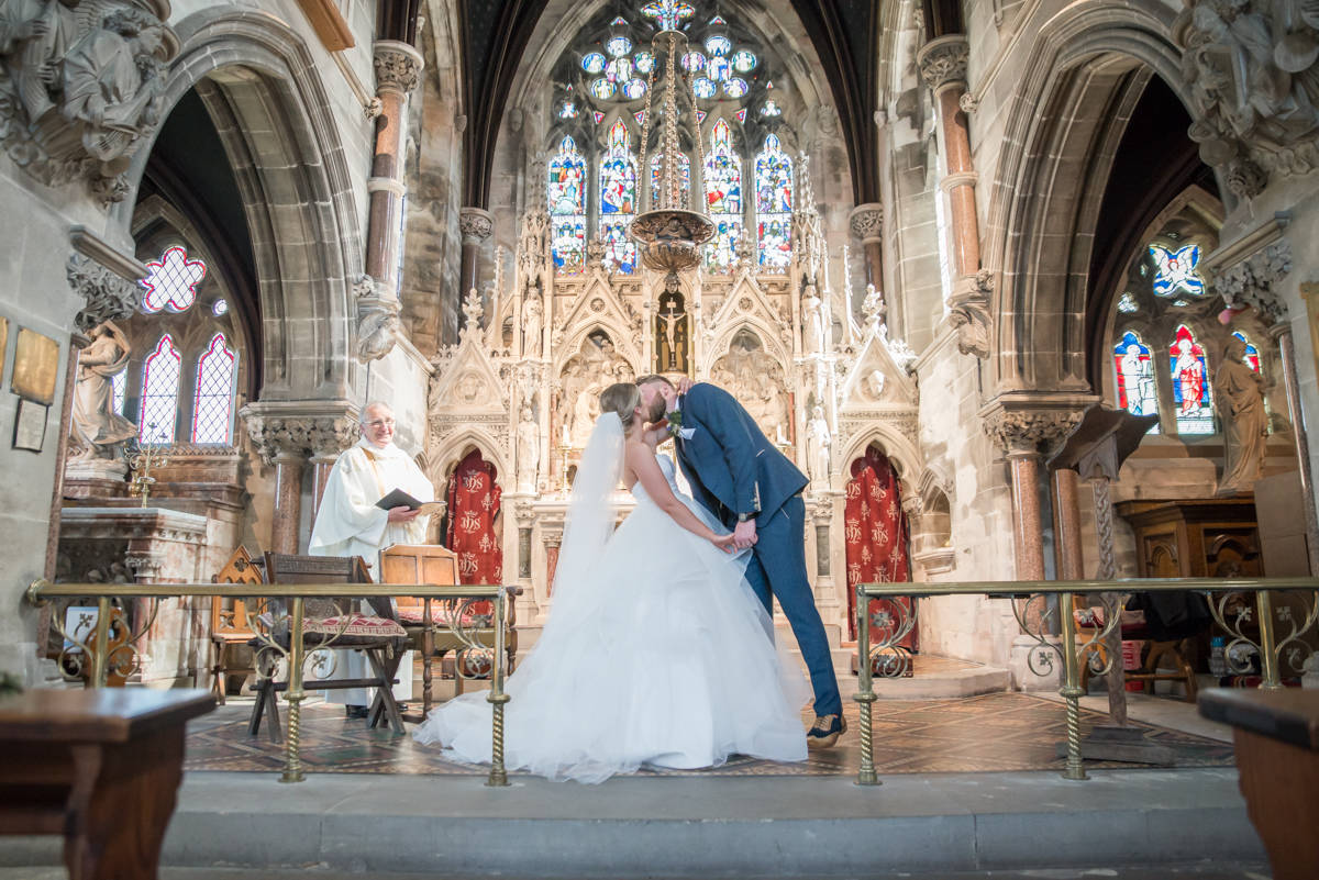 Hannah & Stuart - rudding Park Wedding