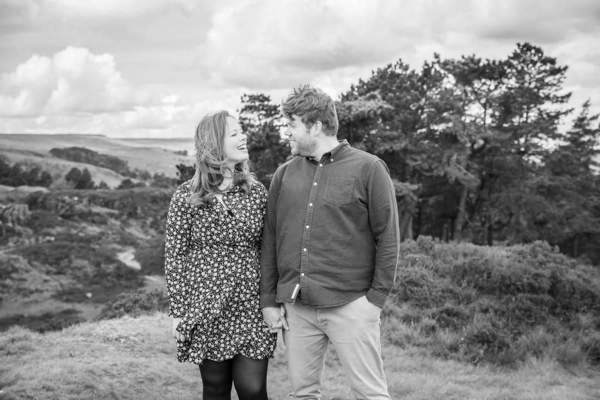 leeds wedding photographer - engagement shoot - tithe barn bolton abbey wedding photographer - fine art wedding photographer (27 of 50).jpg