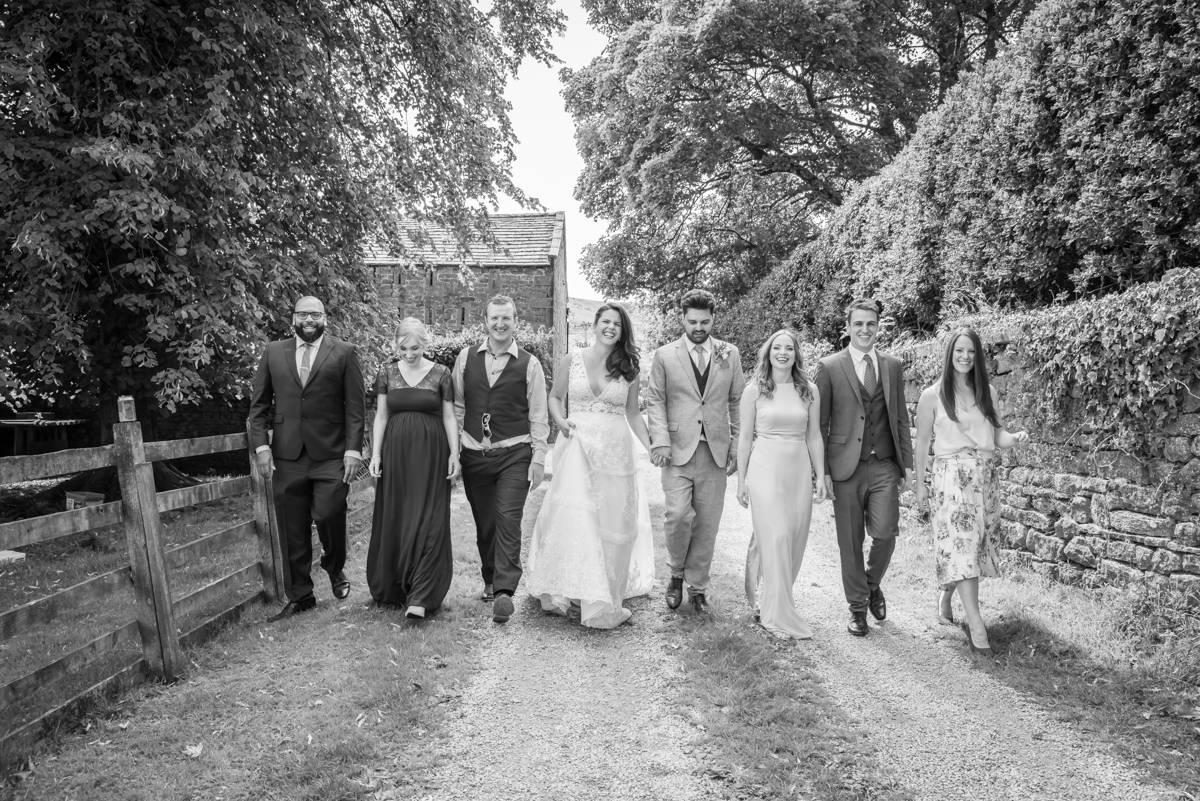 Yorkshire Wedding Photographer - Natural Wedding Photography - Burnsall Wedding Photographer (30 of 33).jpg