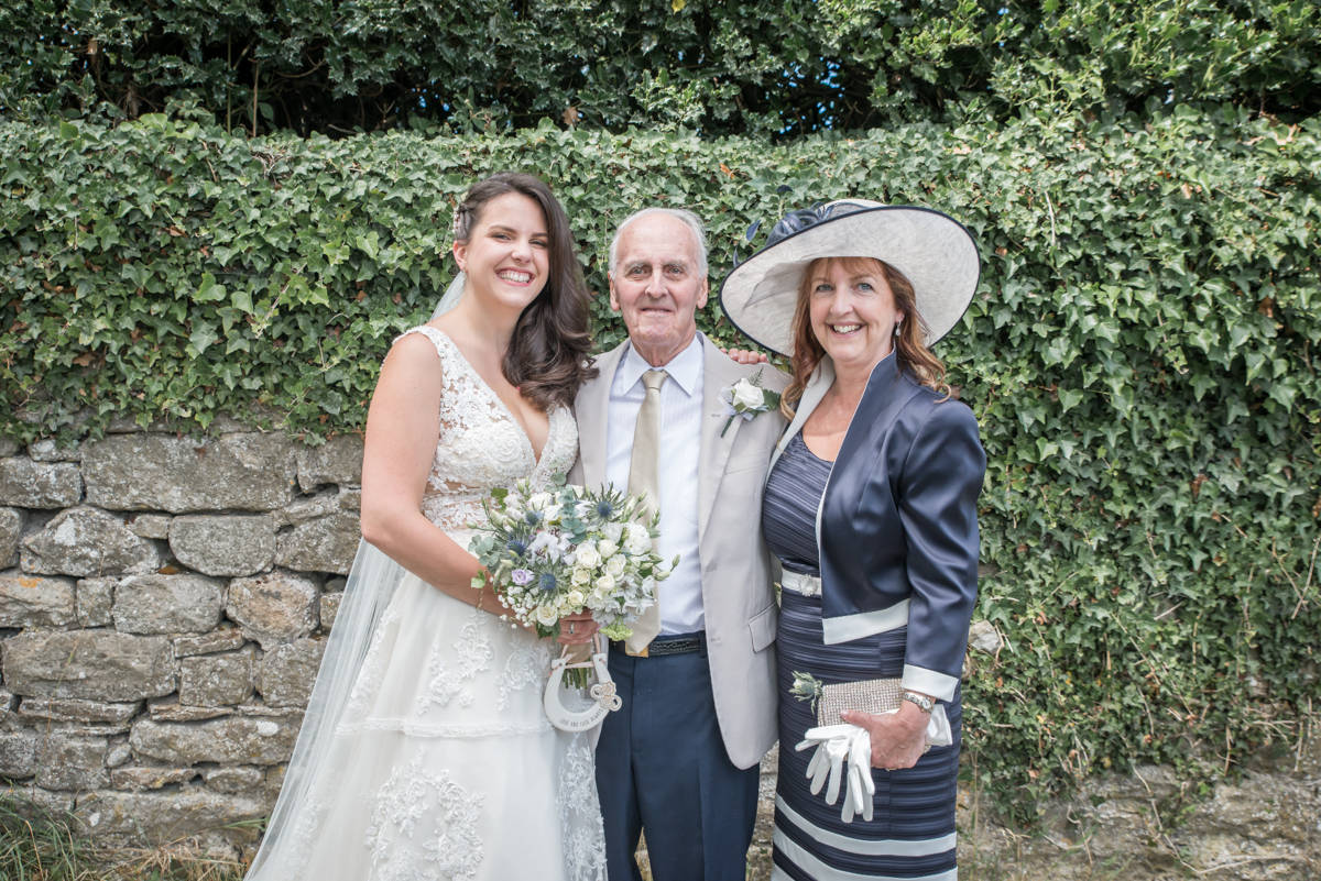 Yorkshire Wedding Photographer - Natural Wedding Photography - Burnsall Wedding Photographer (3 of 33).jpg
