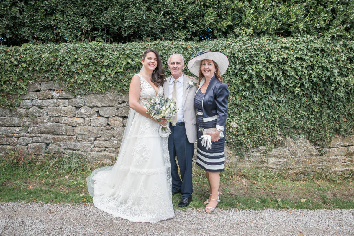 Yorkshire Wedding Photographer - Natural Wedding Photography - Burnsall Wedding Photographer (4 of 33).jpg