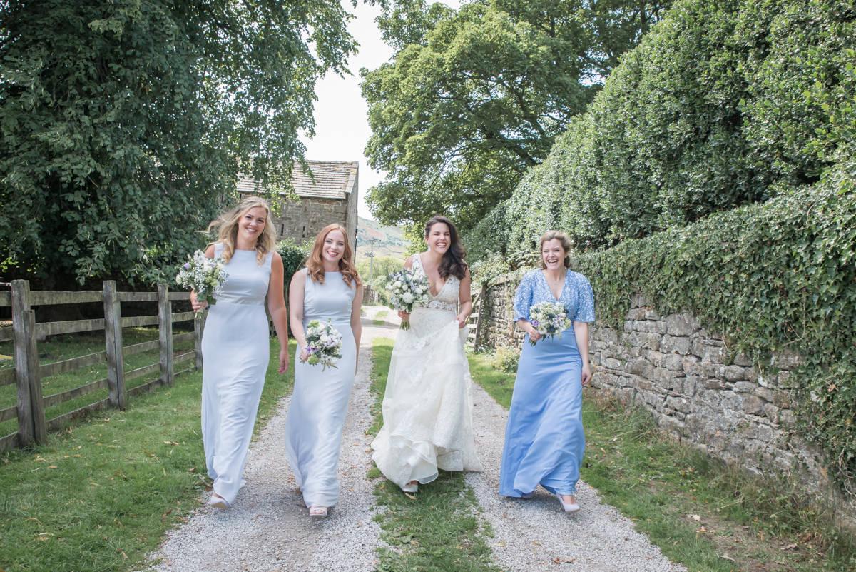 Yorkshire Wedding Photographer - Natural Wedding Photography - Burnsall Wedding Photographer (13 of 33).jpg