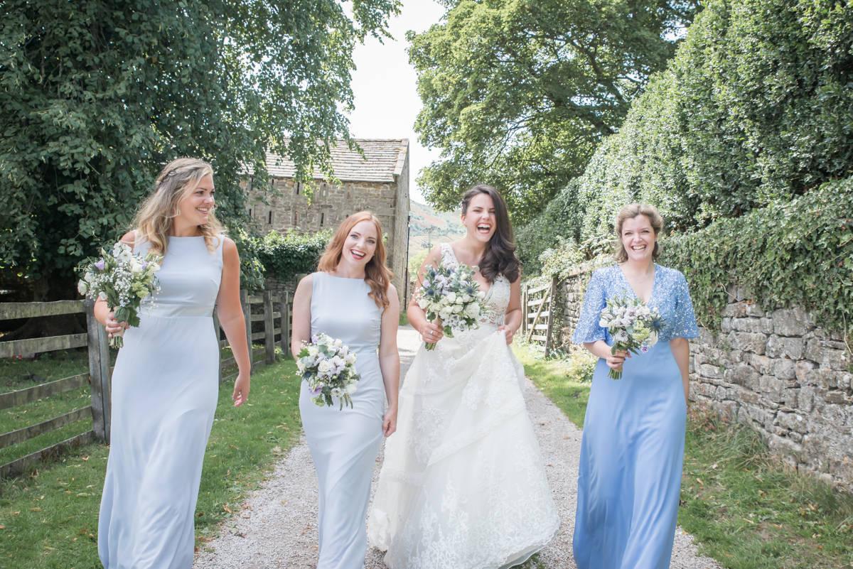 Yorkshire Wedding Photographer - Natural Wedding Photography - Burnsall Wedding Photographer (14 of 33).jpg