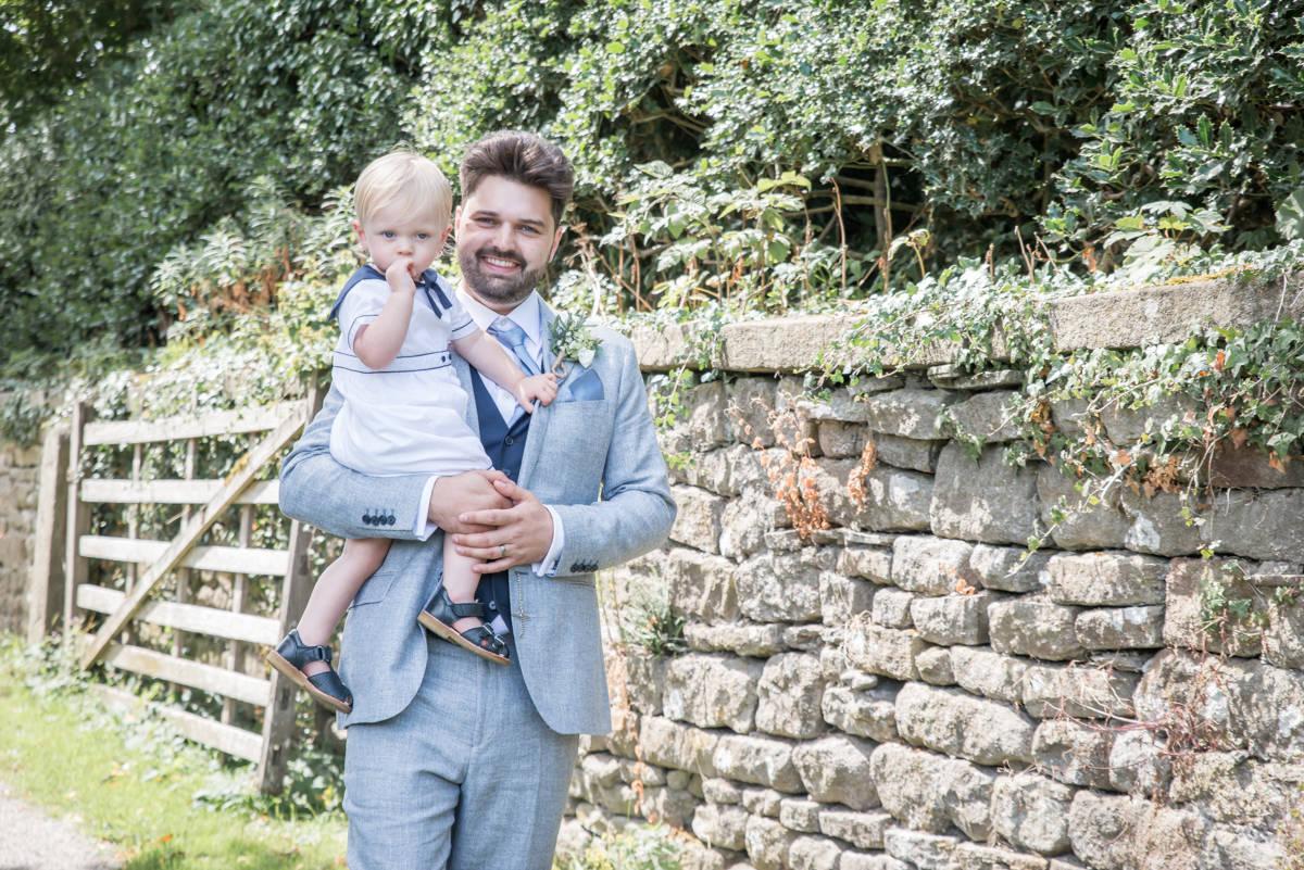 Yorkshire Wedding Photographer - Natural Wedding Photography - Burnsall Wedding Photographer (19 of 33).jpg