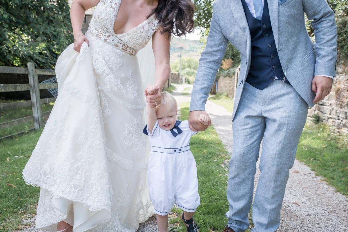 Yorkshire Wedding Photographer - Natural Wedding Photography - Burnsall Wedding Photographer (21 of 33).jpg
